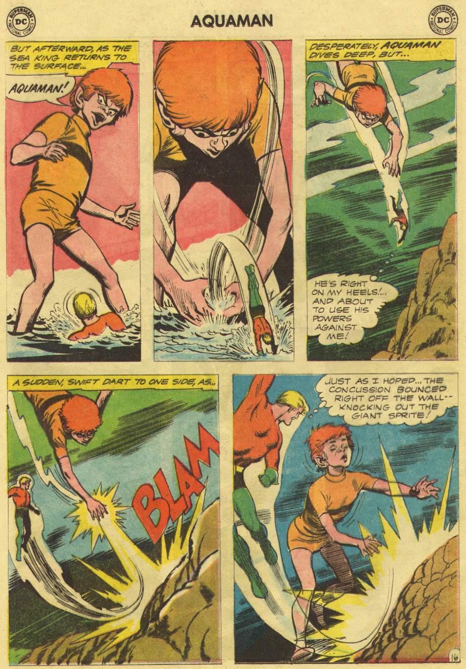 Aquaman (1962) Issue #10 #10 - English 20