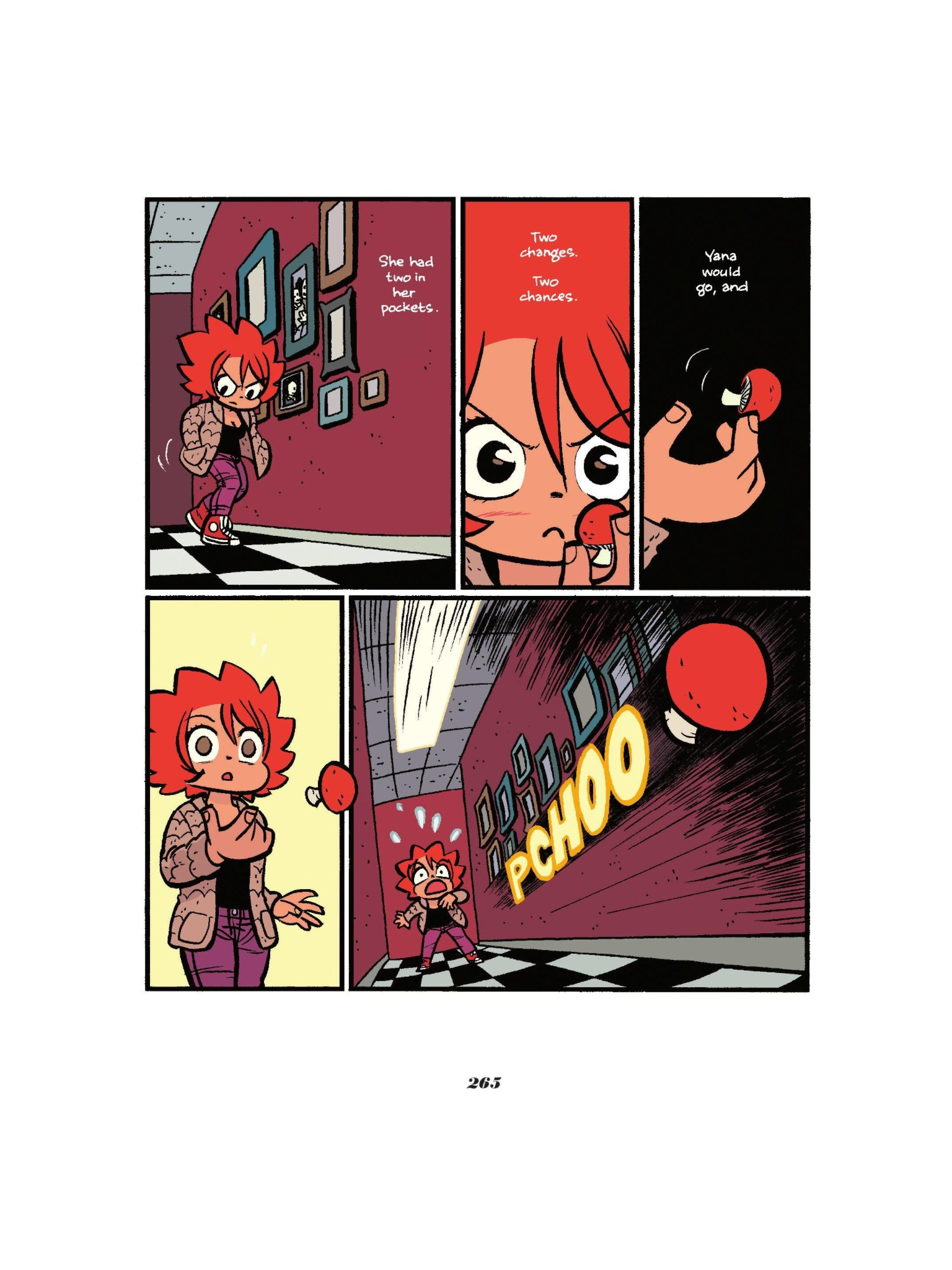 Read online Seconds comic -  Issue # Full - 265