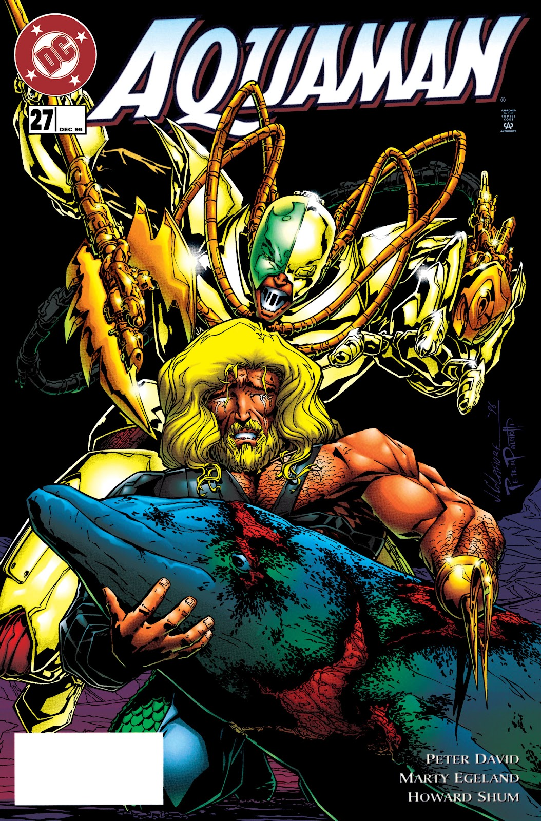 Aquaman (1994) Issue #27 #33 - English 1