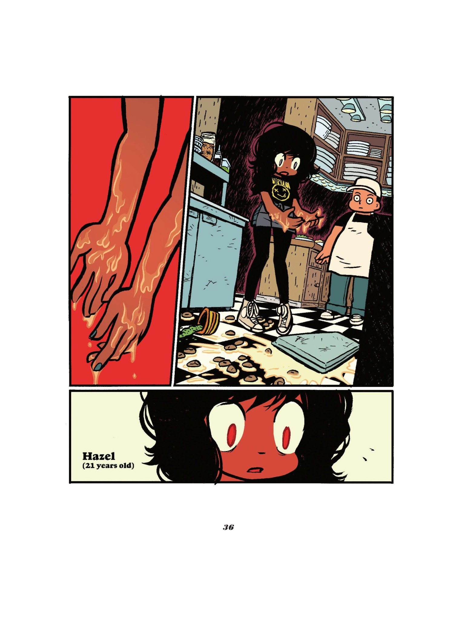 Read online Seconds comic -  Issue # Full - 38