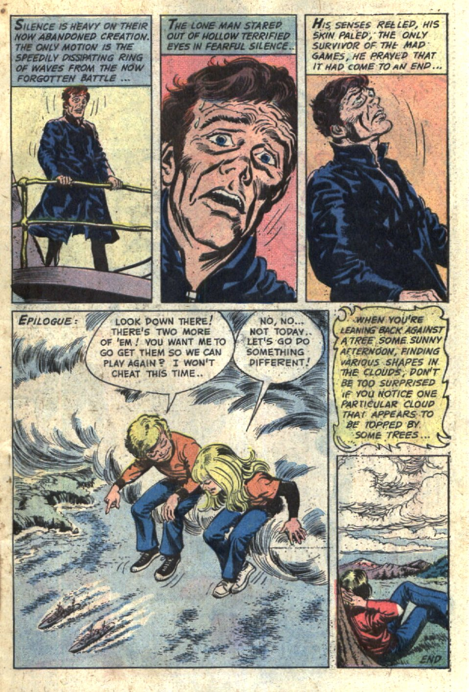 Read online Scary Tales comic -  Issue #5 - 19