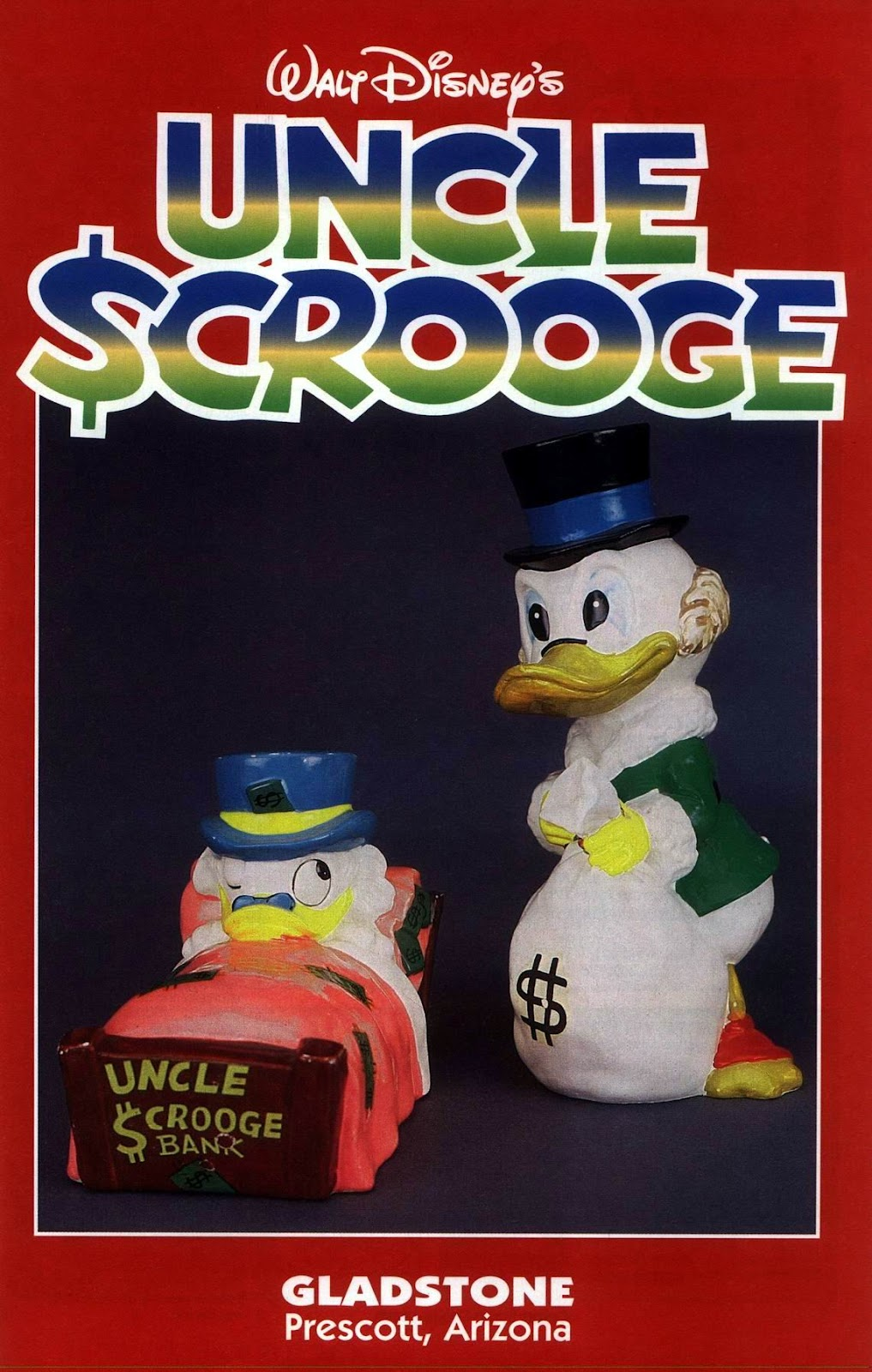 Uncle Scrooge (1953) Issue #312 #312 - English 3