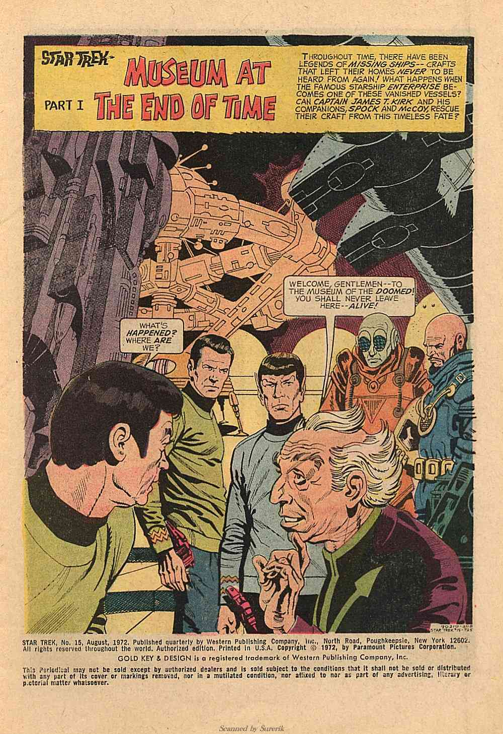 Star Trek (1967) Issue #15 #15 - English 2