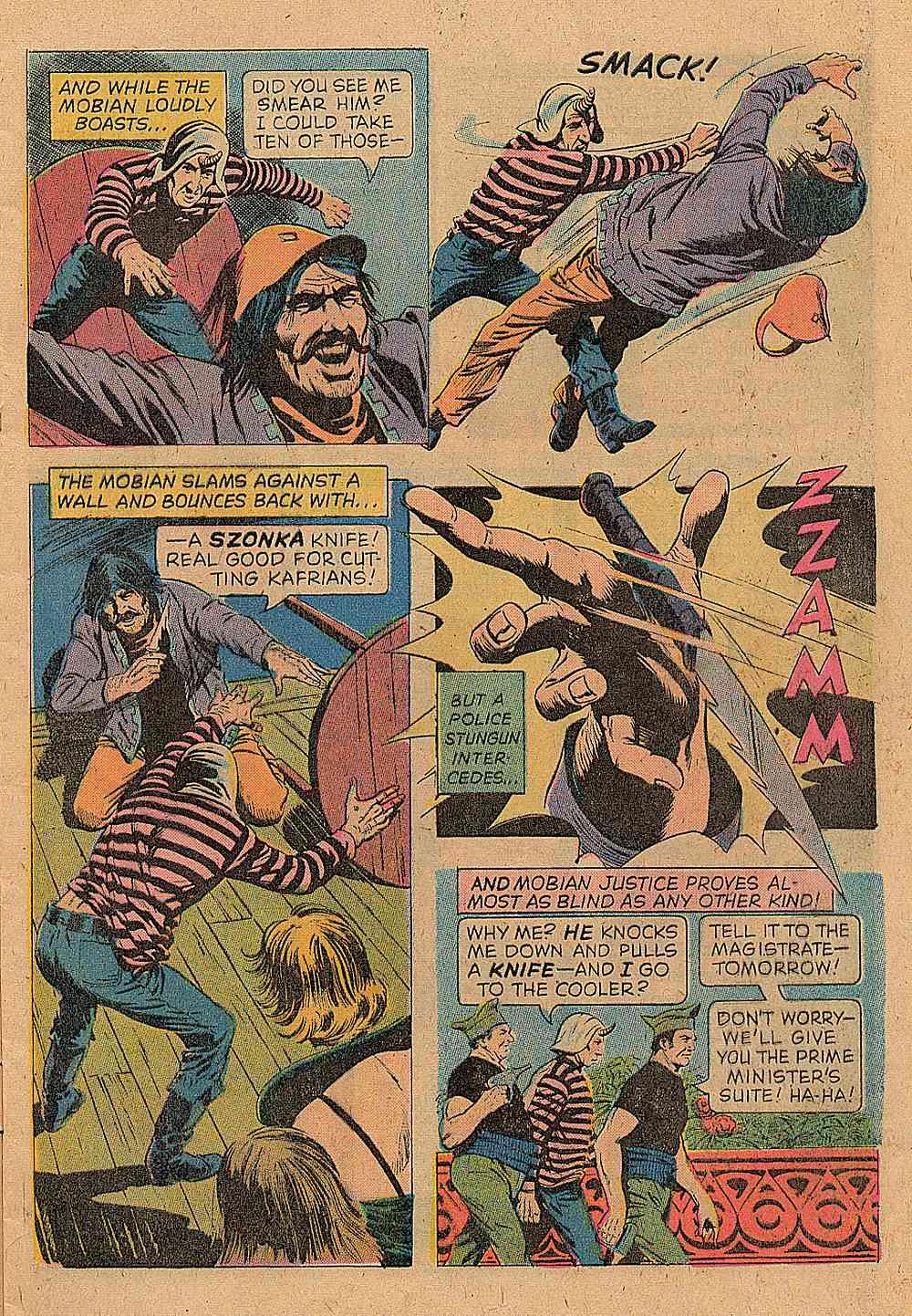 Star Trek (1967) Issue #38 #38 - English 7