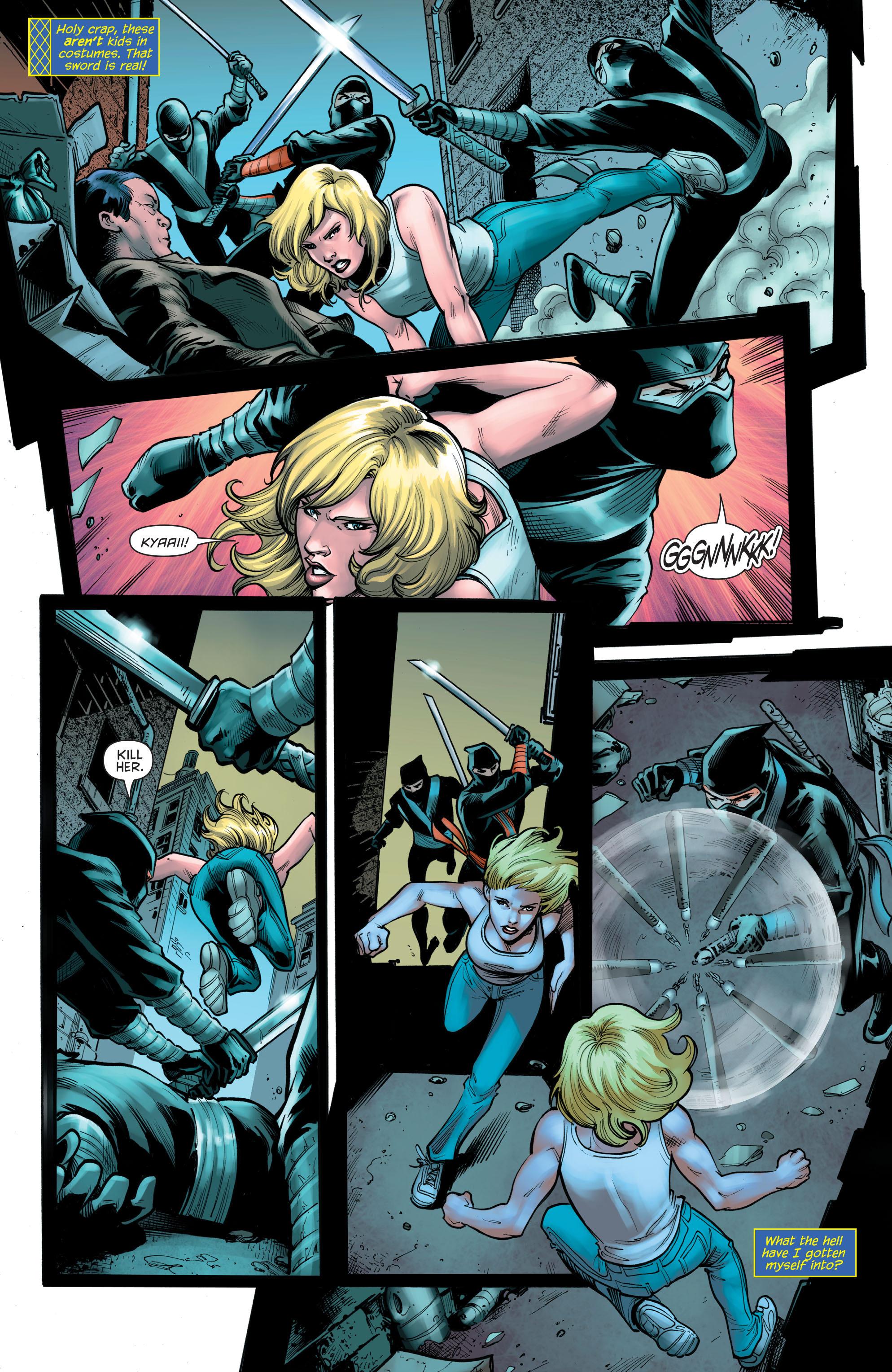 DC Comics: Zero Year chap tpb pic 190