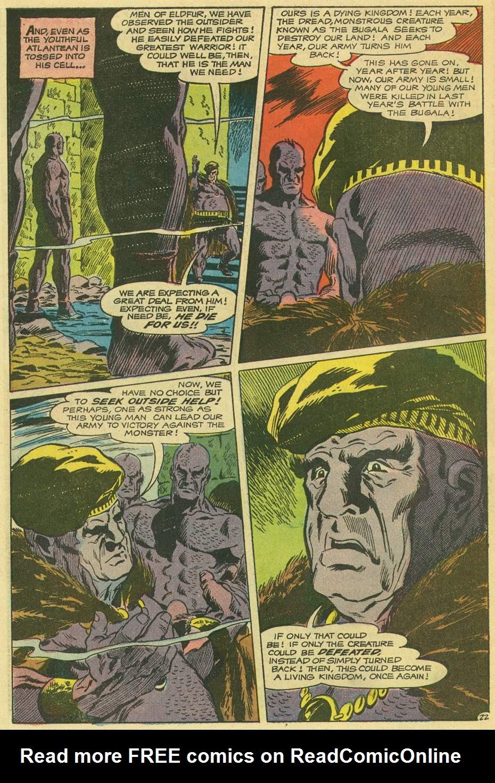 Read online Aquaman (1962) comic -  Issue #43 - 30