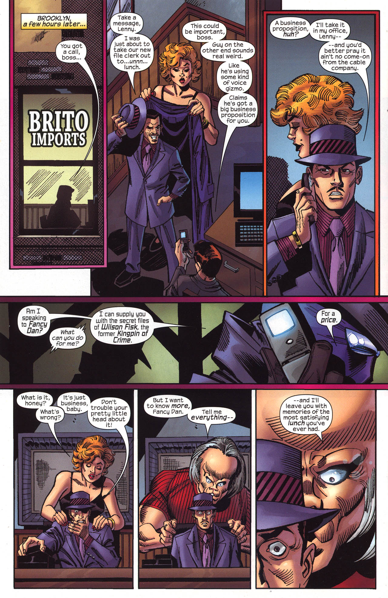 Amazing Spider-Girl #16 #15 - English 17