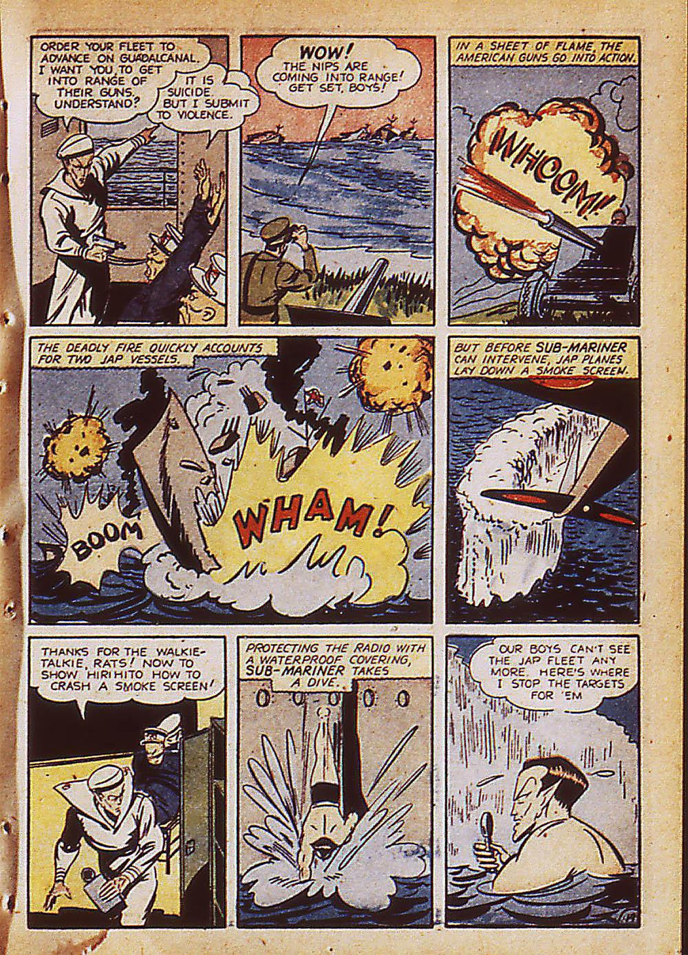 Sub-Mariner Comics Issue #8 #8 - English 22