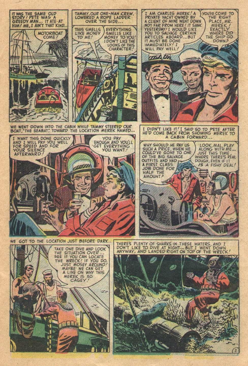 Sub-Mariner Comics #36 #36 - English 19