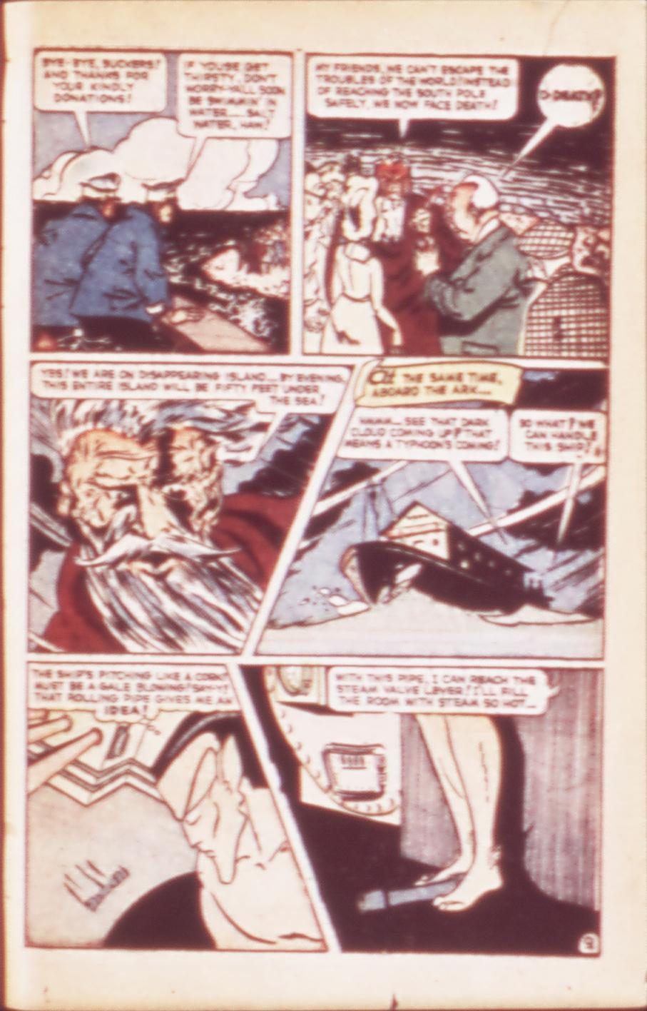 Sub-Mariner Comics Issue #19 #19 - English 37