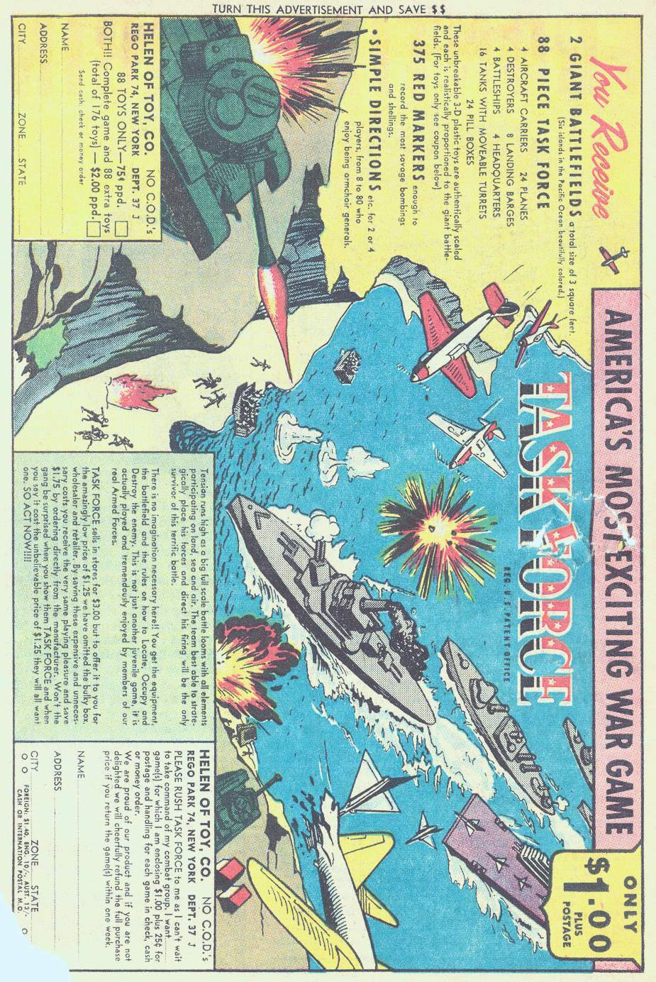 Read online Sea Devils comic -  Issue #1 - 35