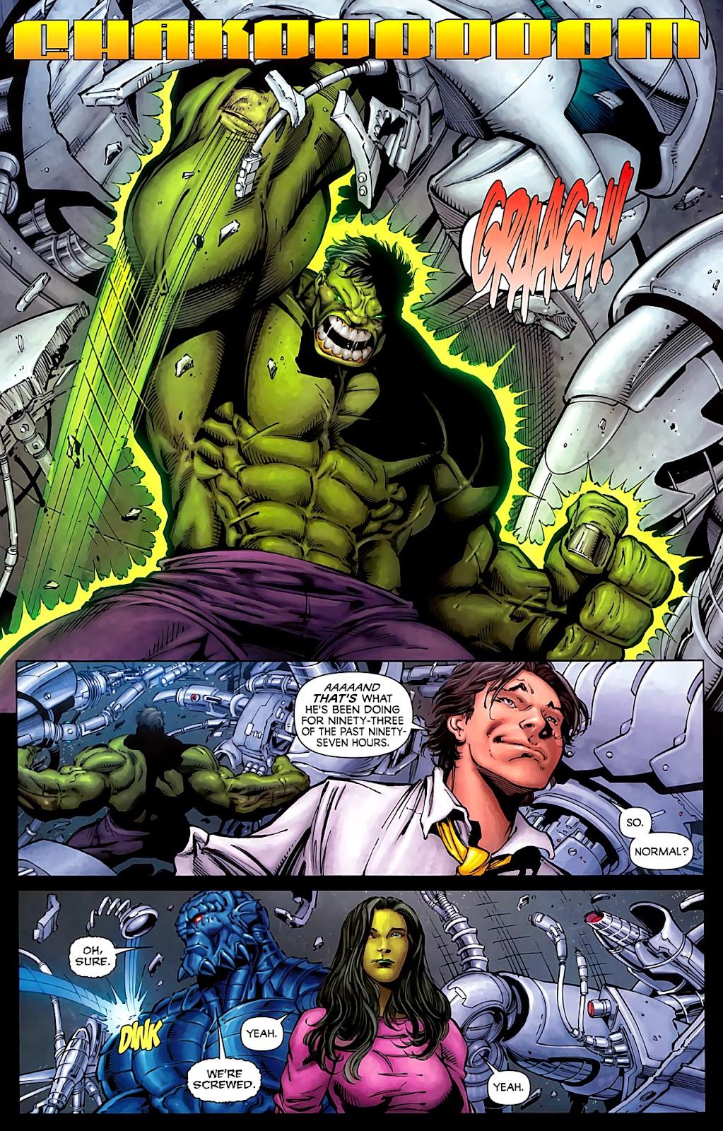 Incredible Hulks (2010) Issue #630 #20 - English 7