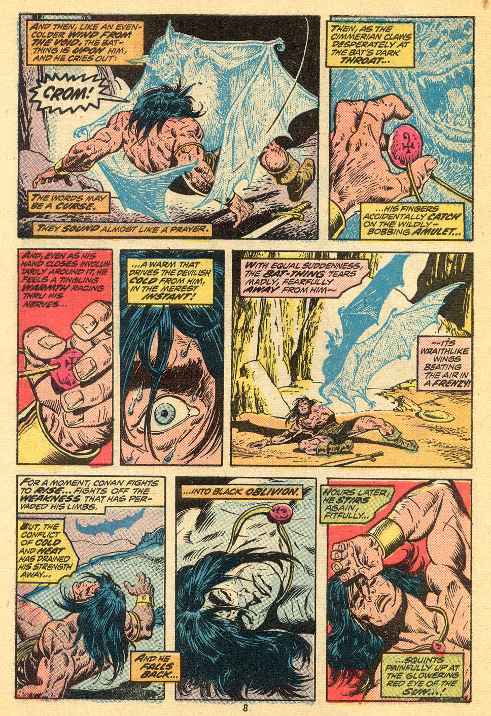 Conan the Barbarian (1970) Issue #30 #42 - English 7
