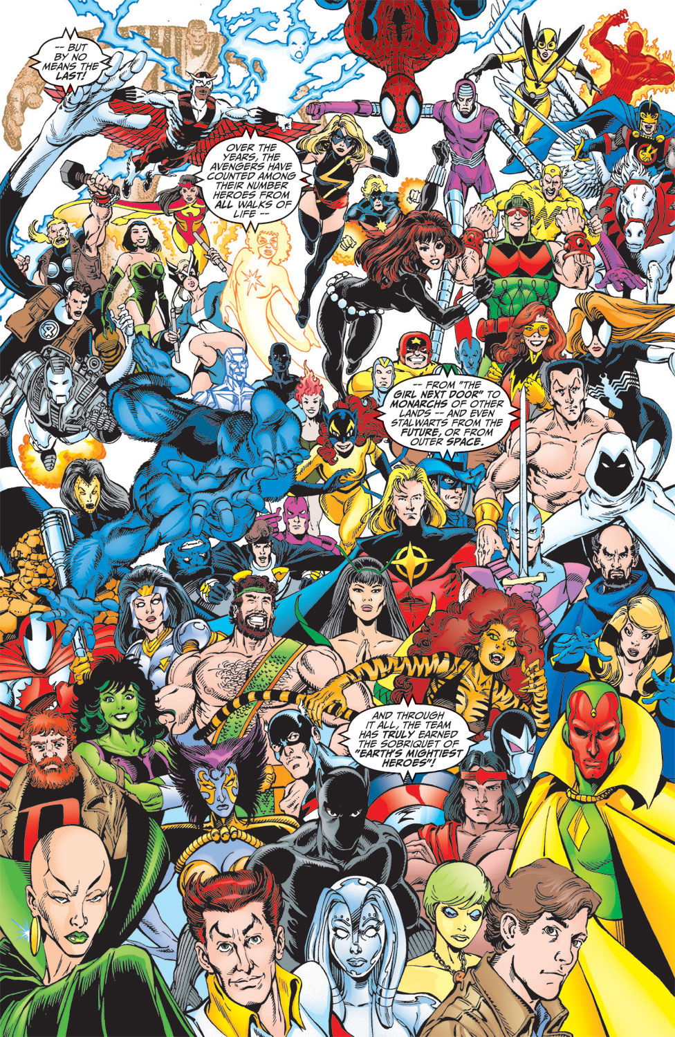 Read online Avengers (1998) comic -  Issue #10 - 6