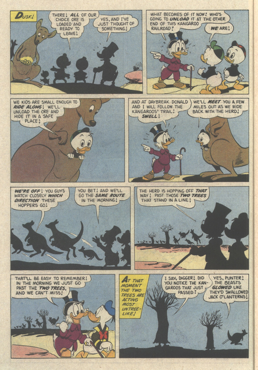 Uncle Scrooge (1953) Issue #237 #237 - English 14