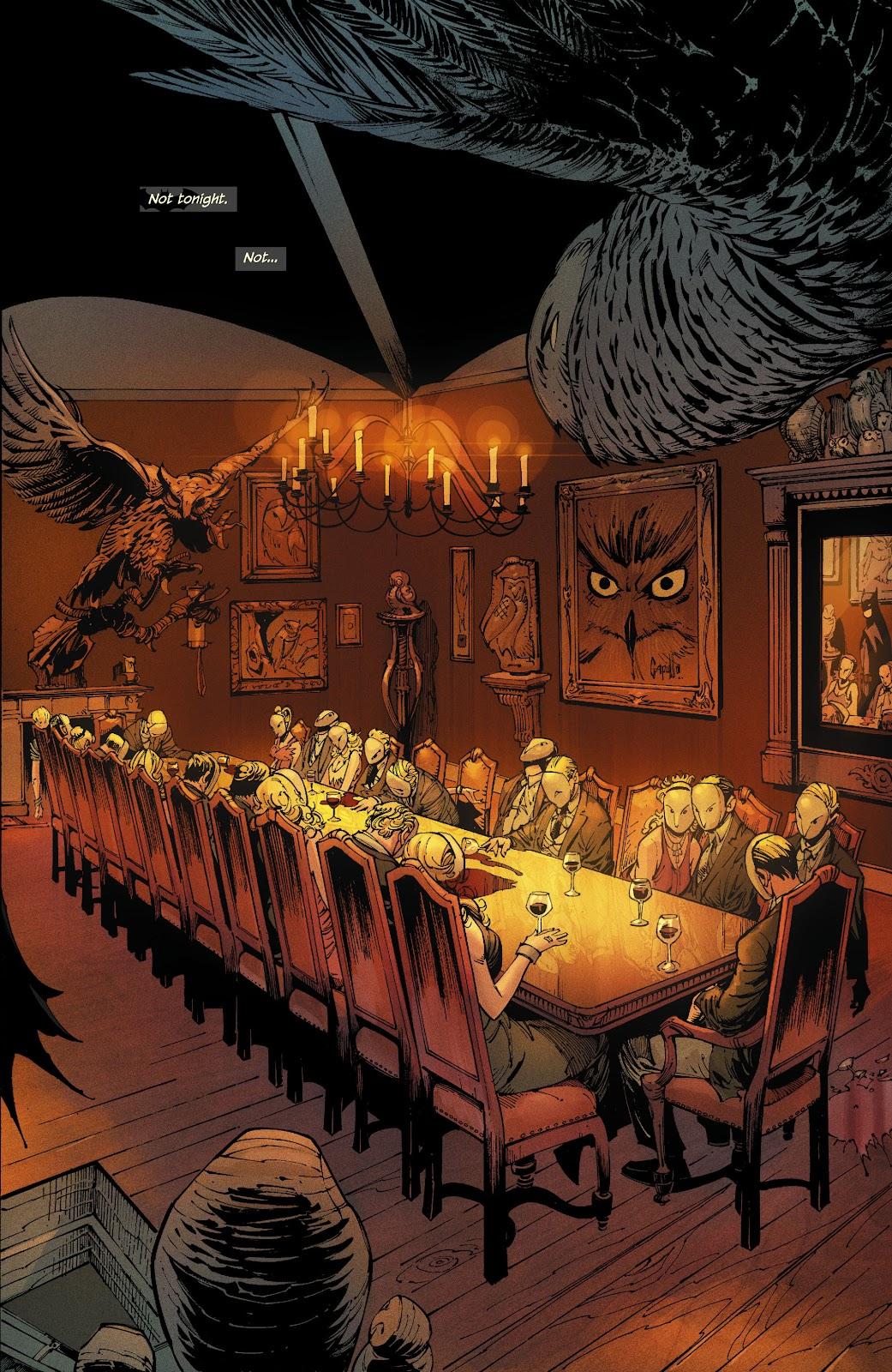 Batman (2011) Issue #10 #25 - English 9
