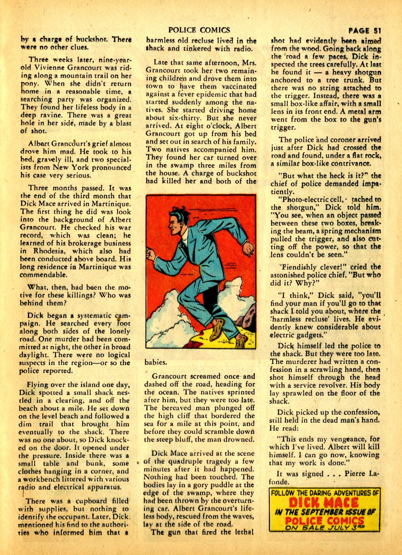 Police Comics #1 #127 - English 54
