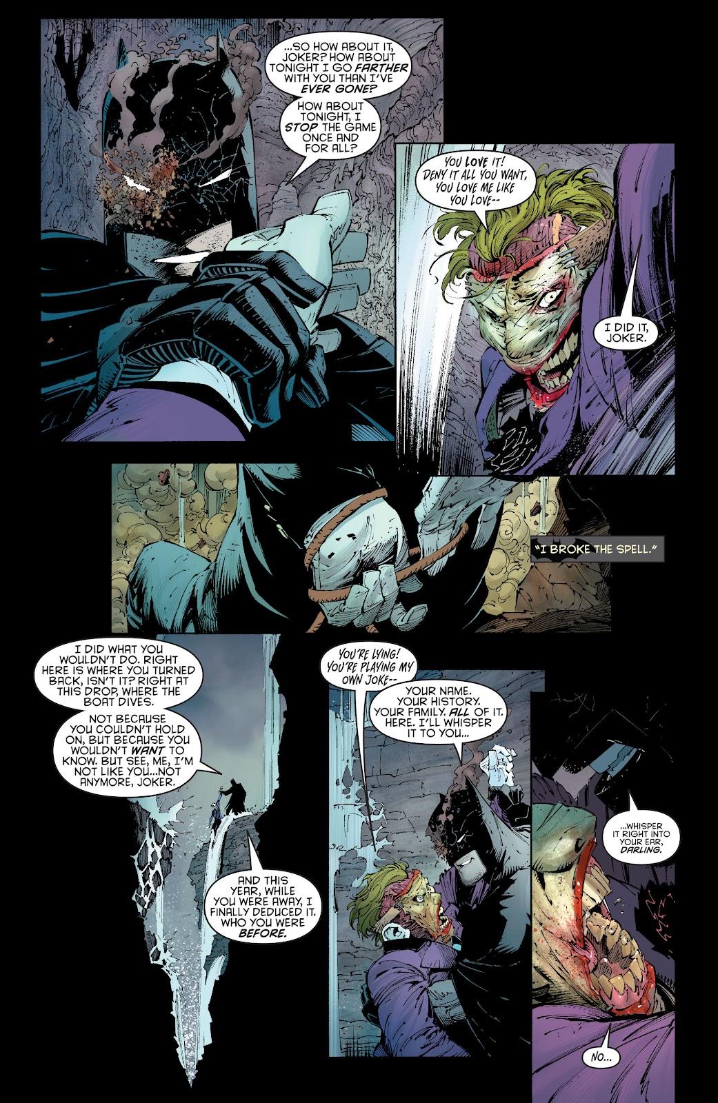 Batman (2011) Issue #17 #32 - English 21