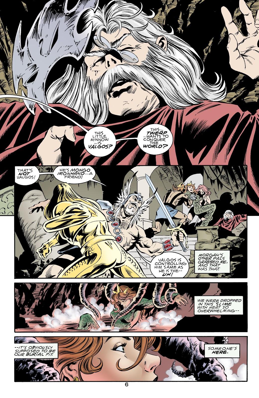 Aquaman (1994) Issue #73 #79 - English 6