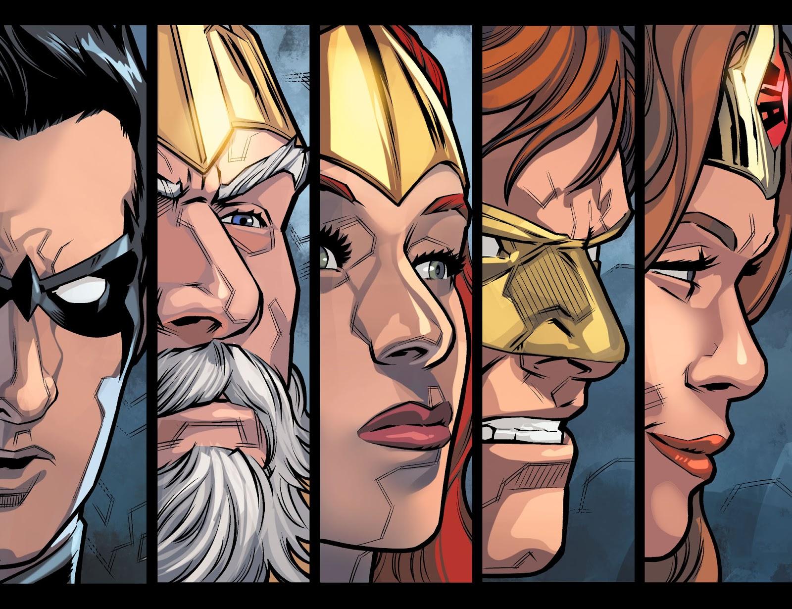 Injustice: Gods Among Us Year Four Issue #9 #10 - English 6