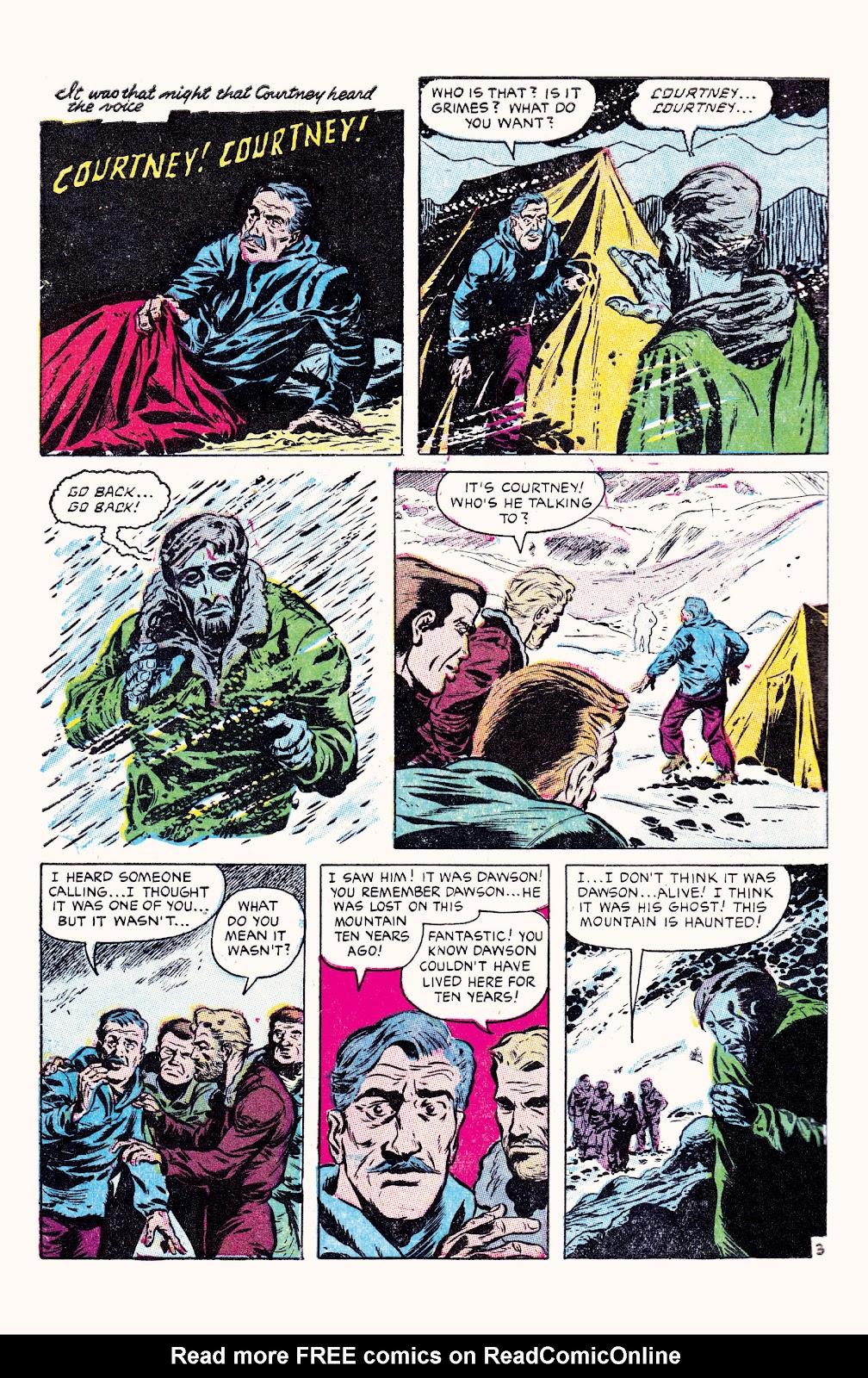 Haunted Horror Issue #27 #27 - English 22