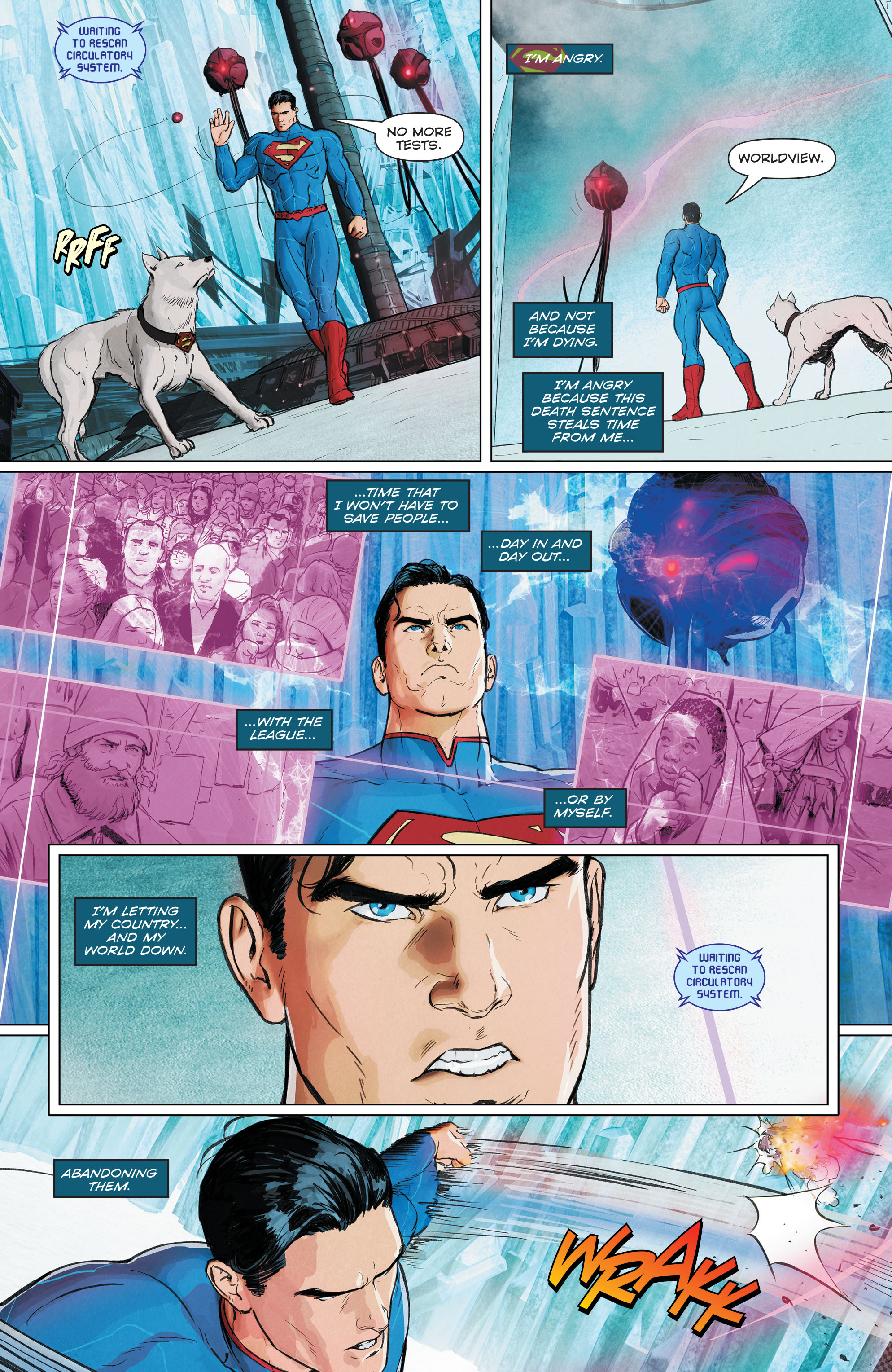Read online Superman (2011) comic -  Issue #51 - 7
