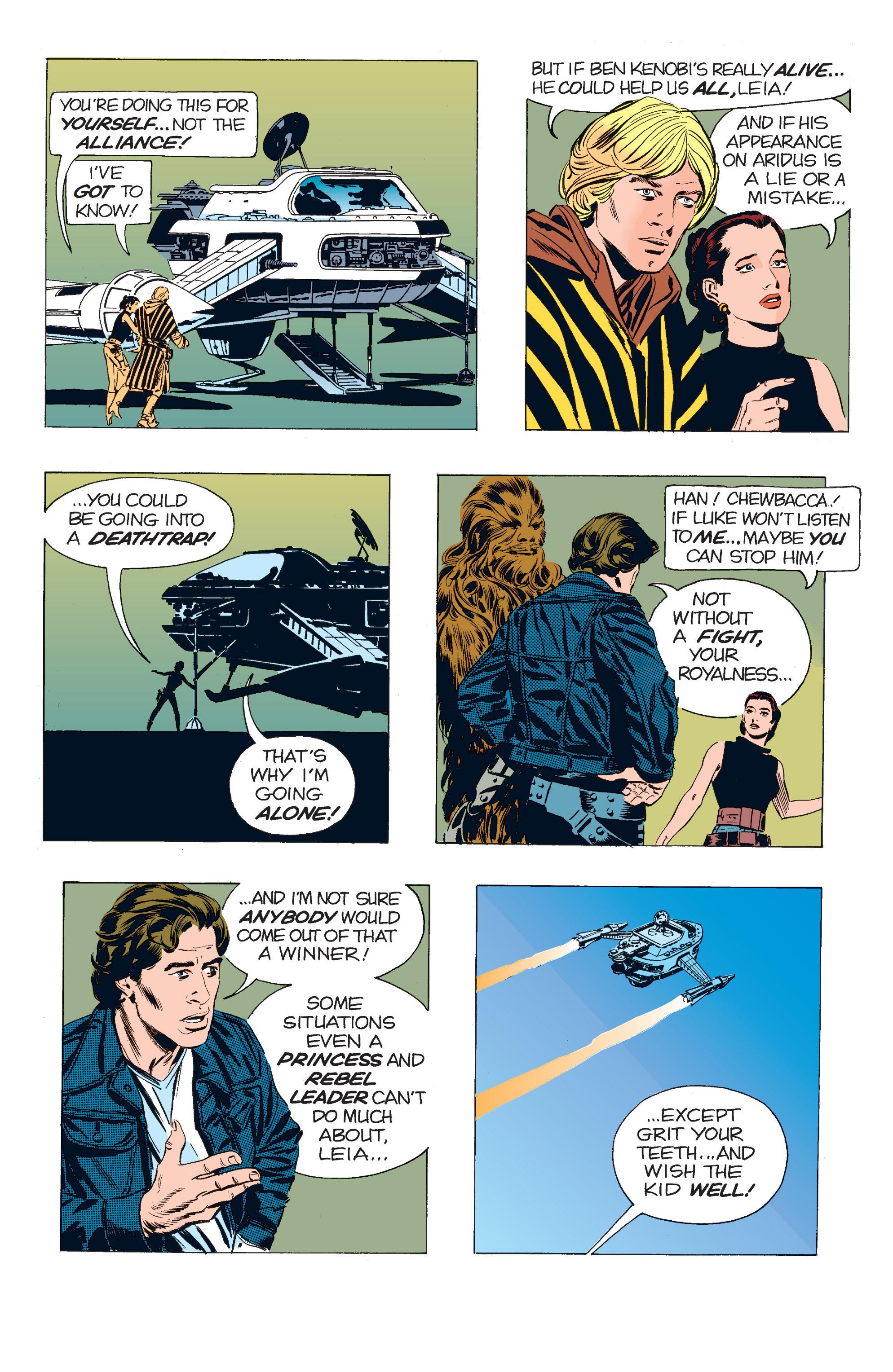Classic Star Wars #10 #10 - English 10