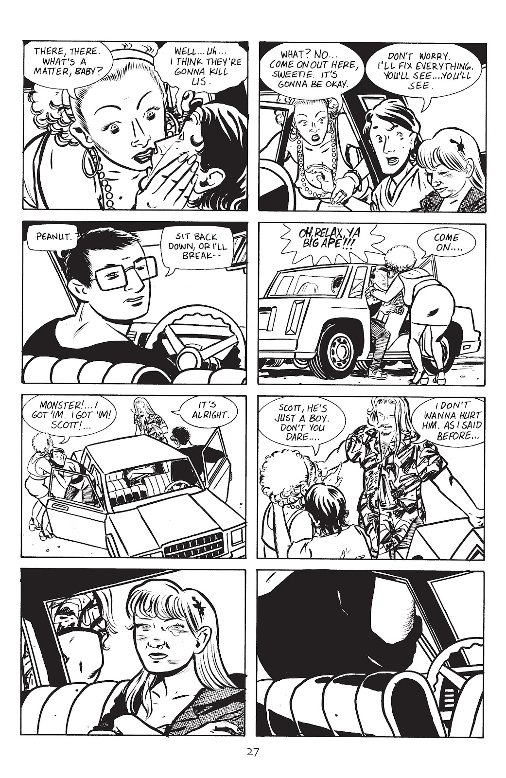 Stray Bullets Issue #14 #14 - English 29