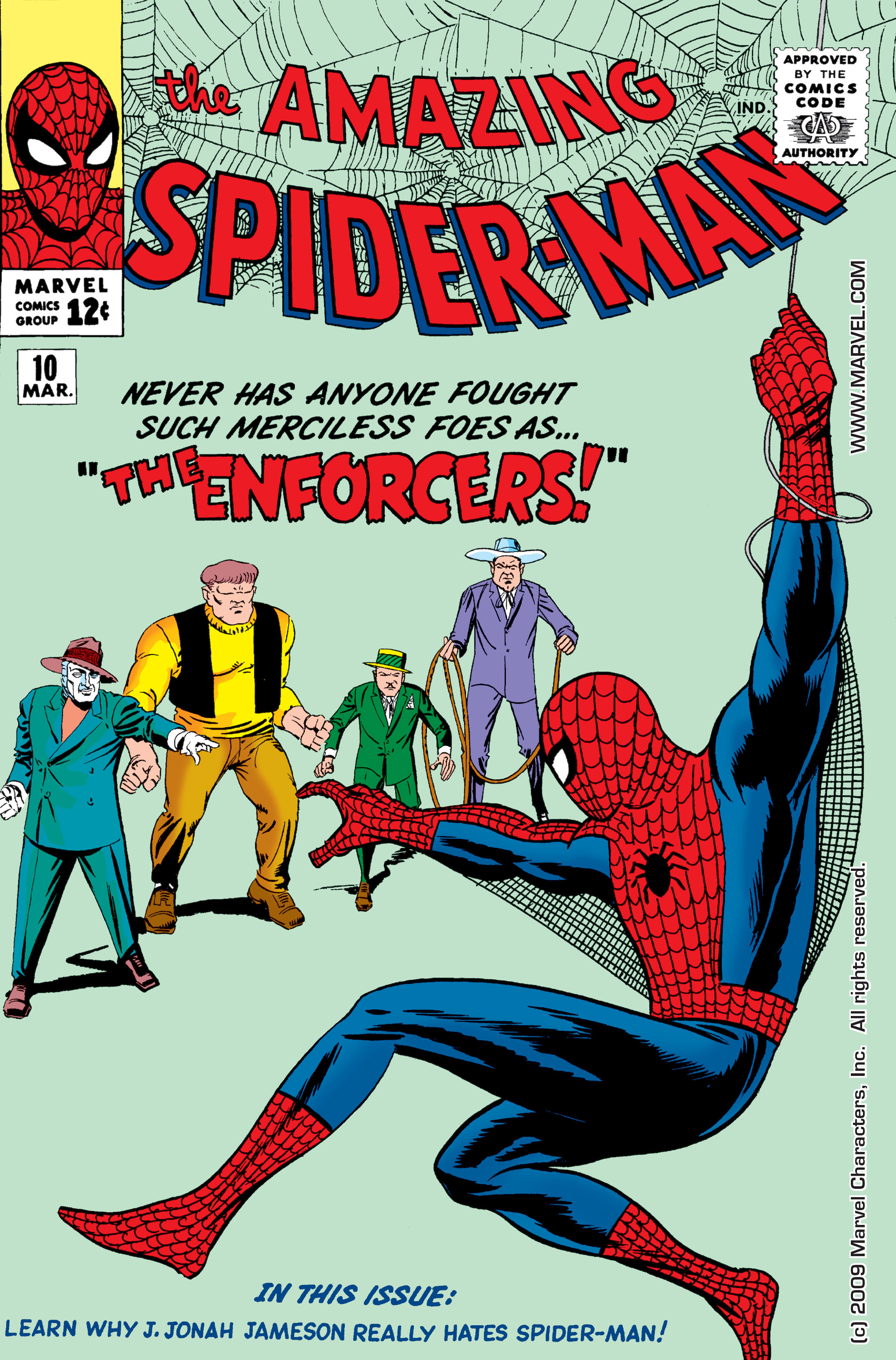 The Amazing Spider-Man (1963) 10 Page 1
