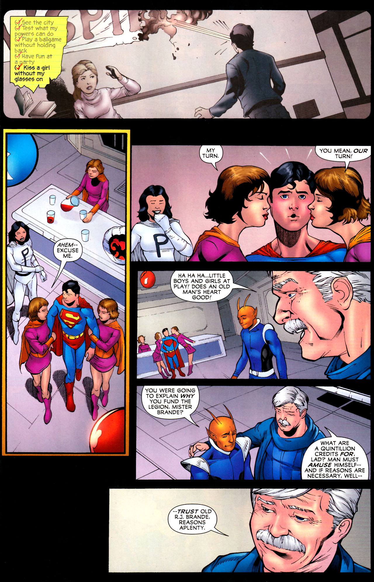 Read online Adventure Comics (2009) comic -  Issue #12 - 28