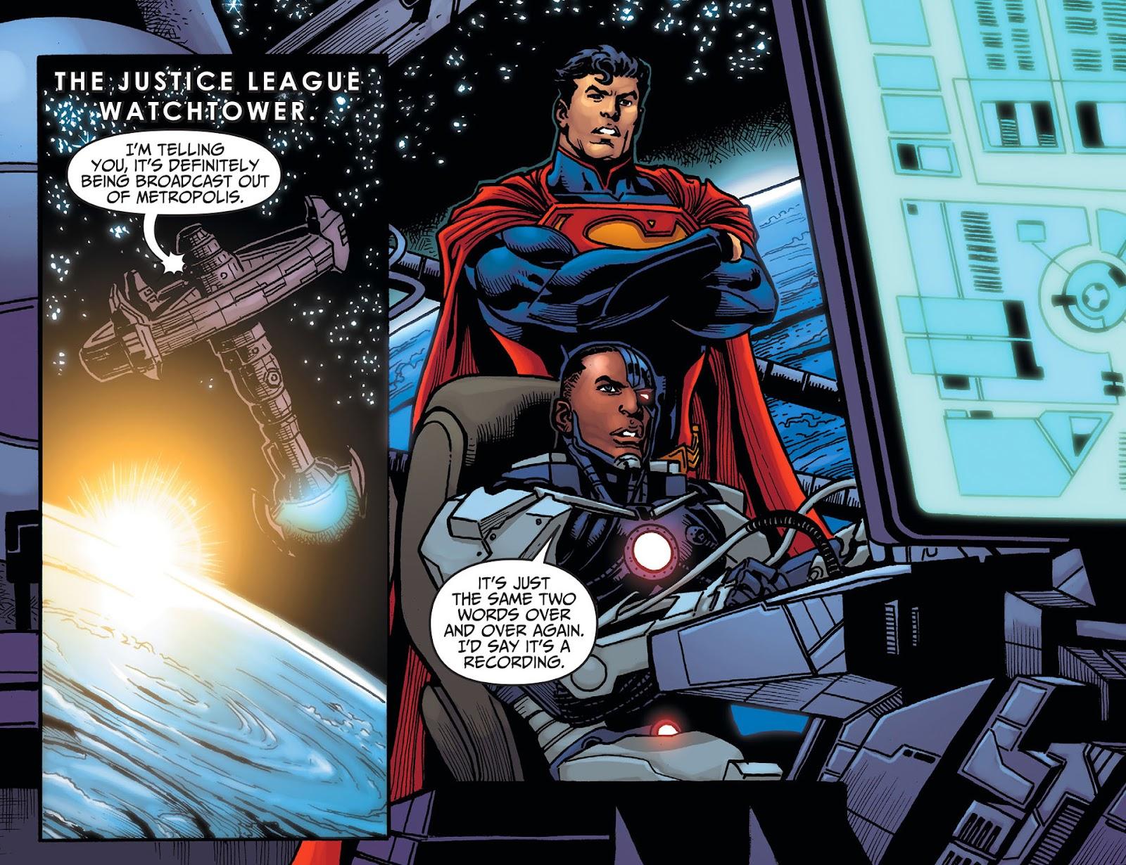 Injustice: Gods Among Us [I] Issue #20 #21 - English 7