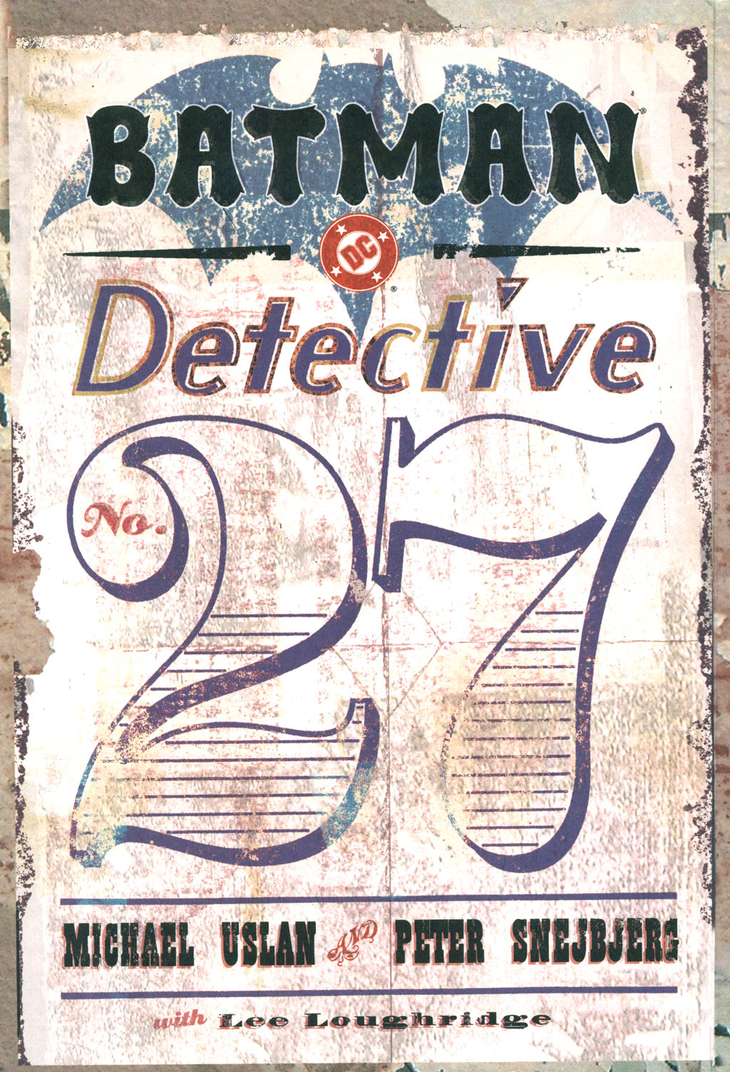 Batman: Detective #27 TPB Page 1