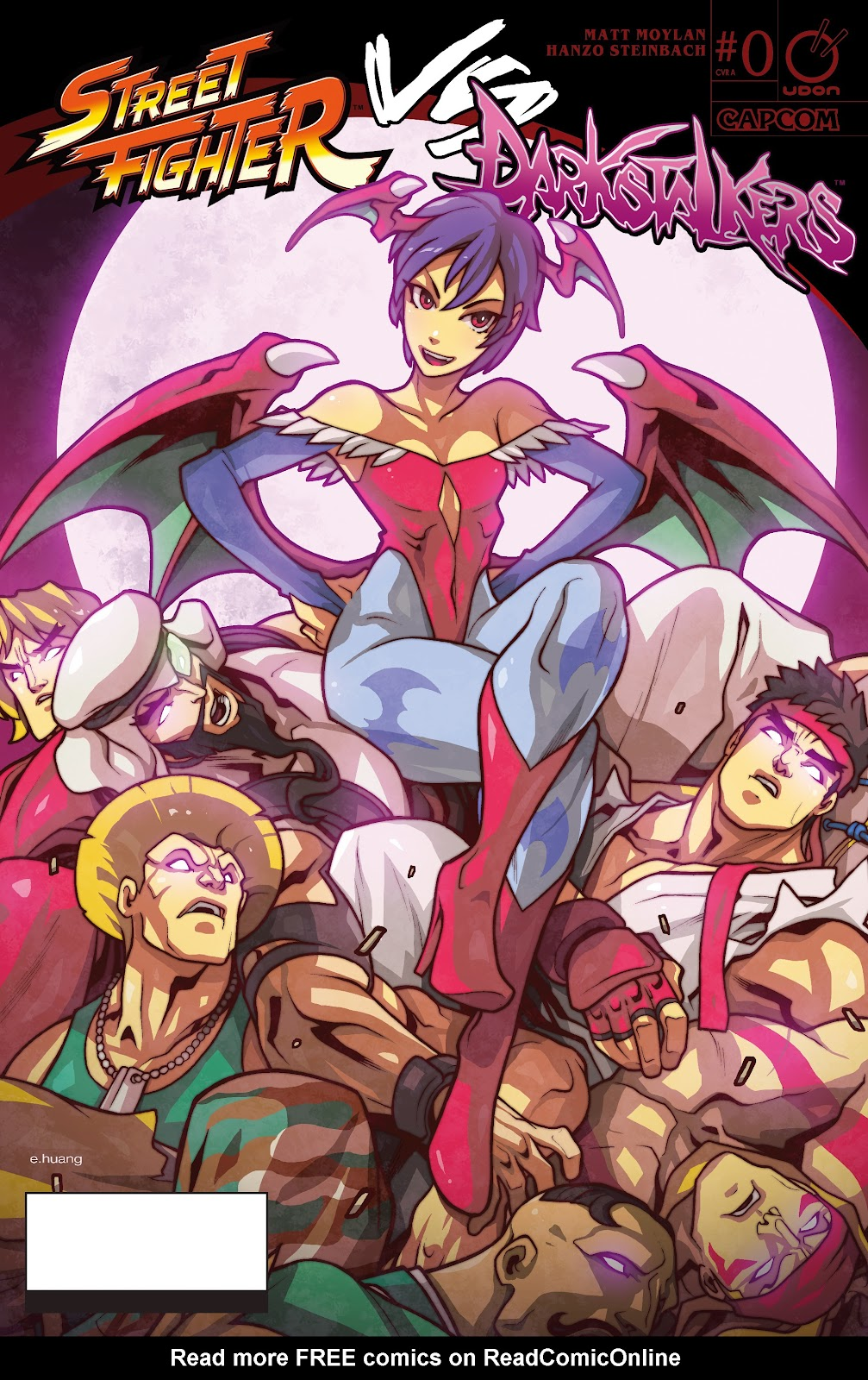 Street Fighter VS Darkstalkers Issue #0 #1 - English 1
