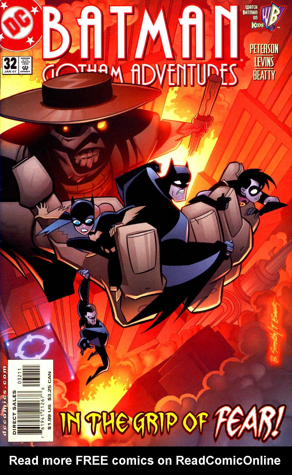 Batman: Gotham Adventures 32 Page 1