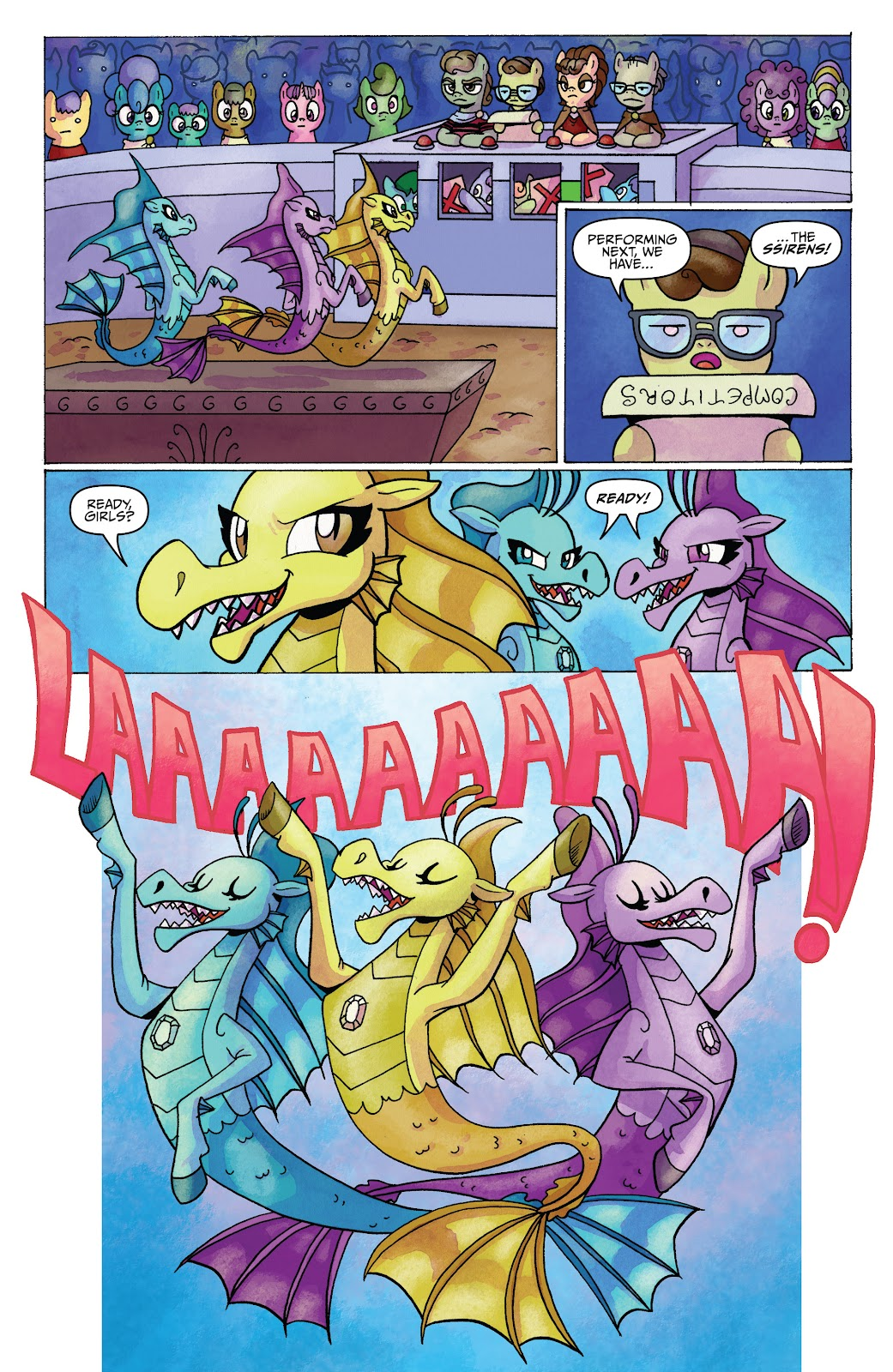 My Little Pony: Fiendship is Magic Issue #3 #3 - English 9