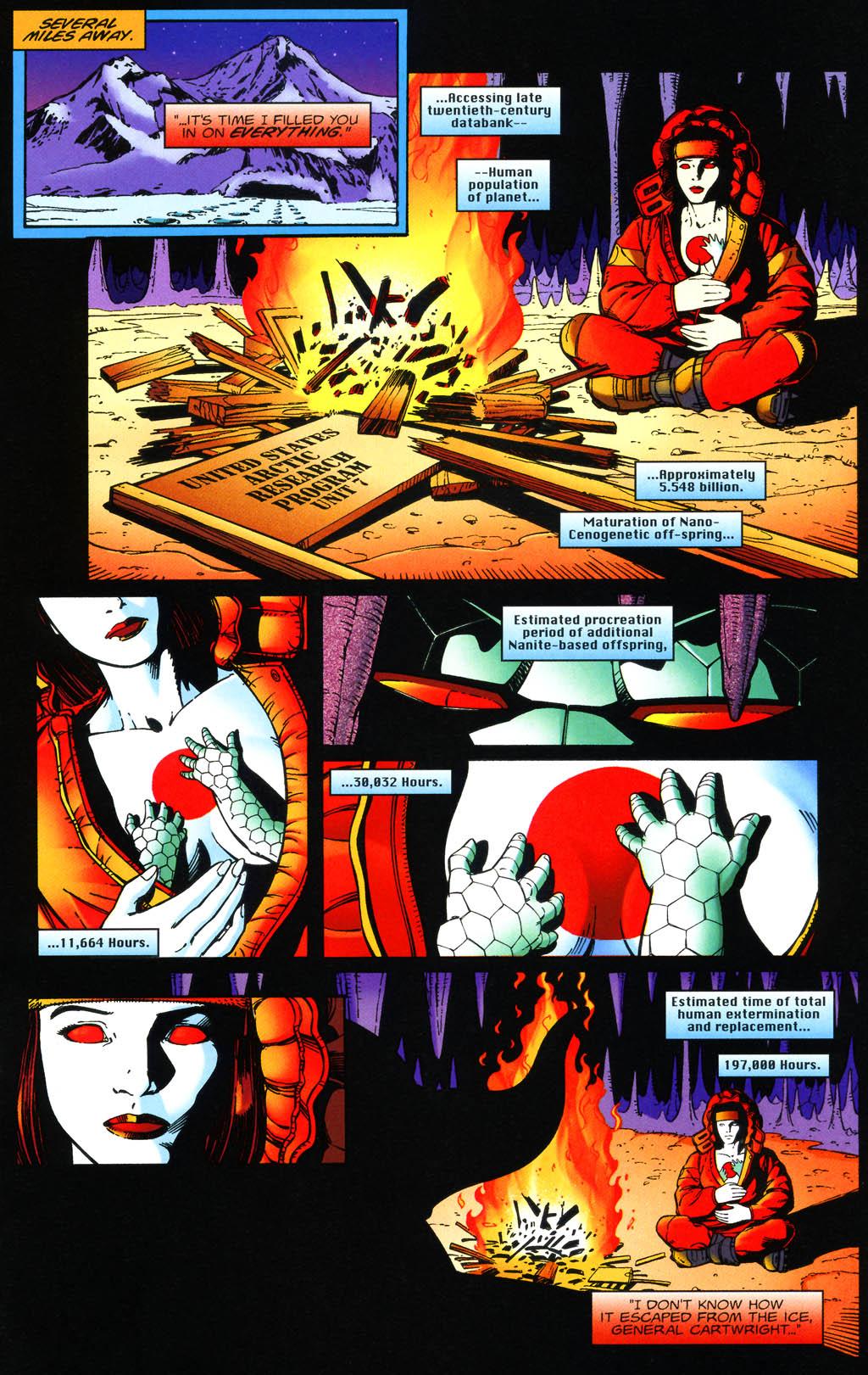 Read online Bloodshot (1993) comic -  Issue #50 - 12