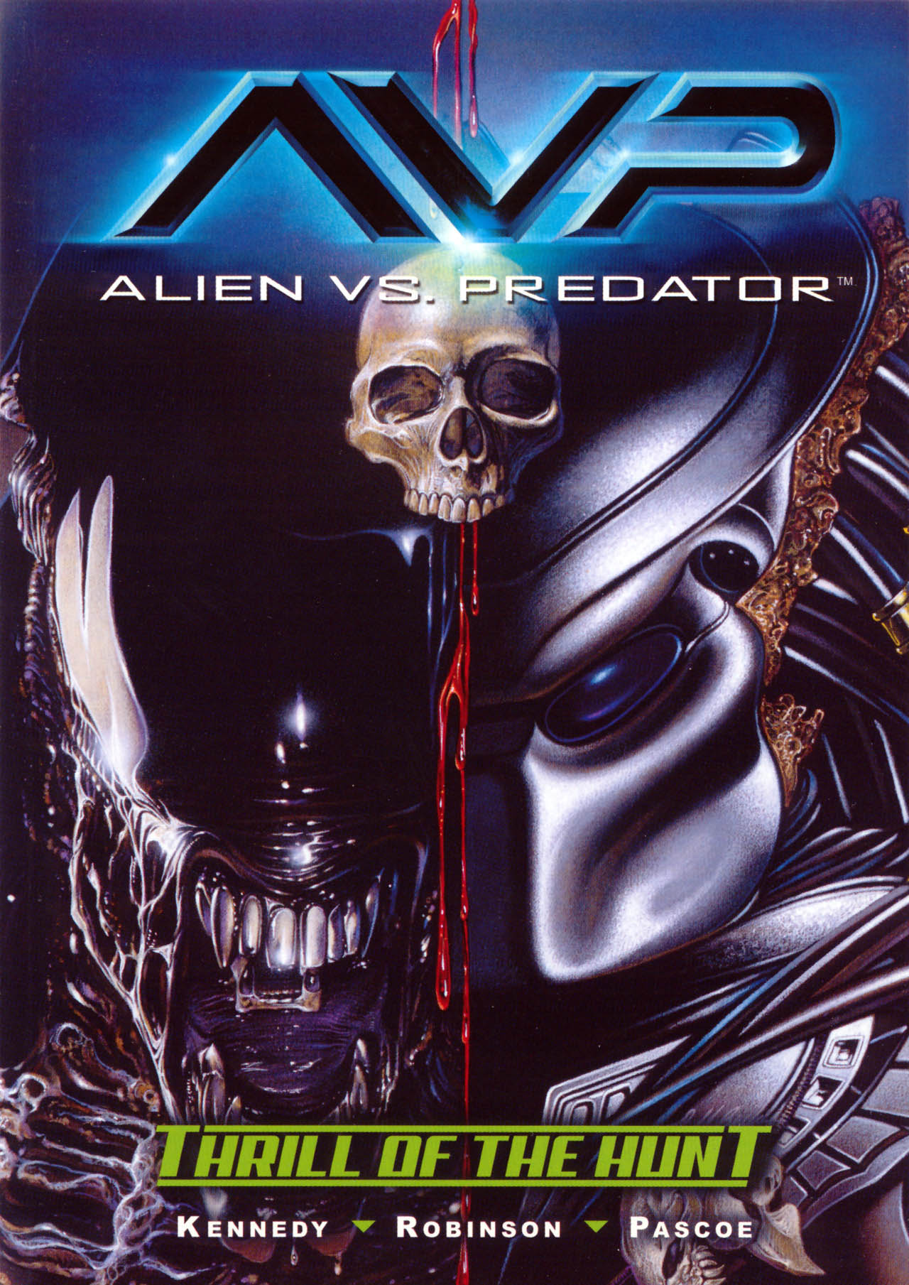 Alien vs. Predator: Thrill of the Hunt TPB Page 1