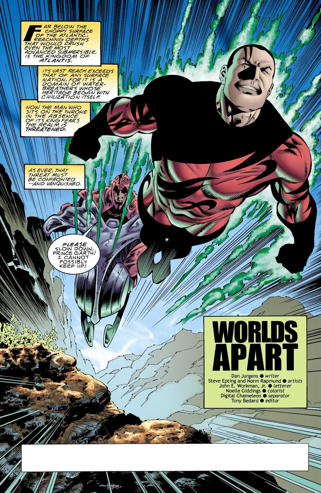Aquaman (1994) Issue #72 #78 - English 2