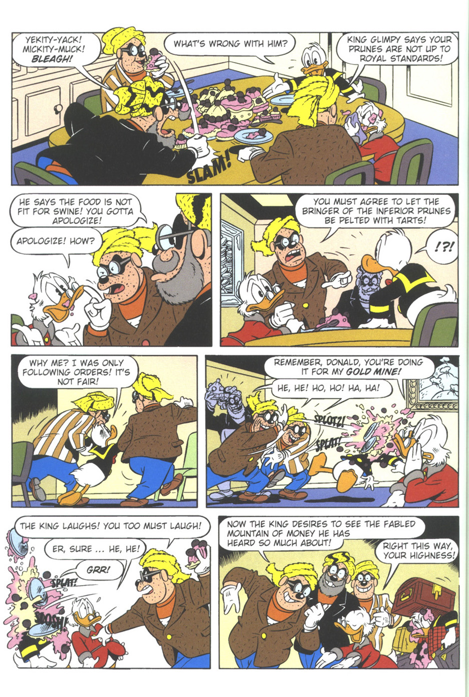 Uncle Scrooge (1953) Issue #309 #309 - English 56