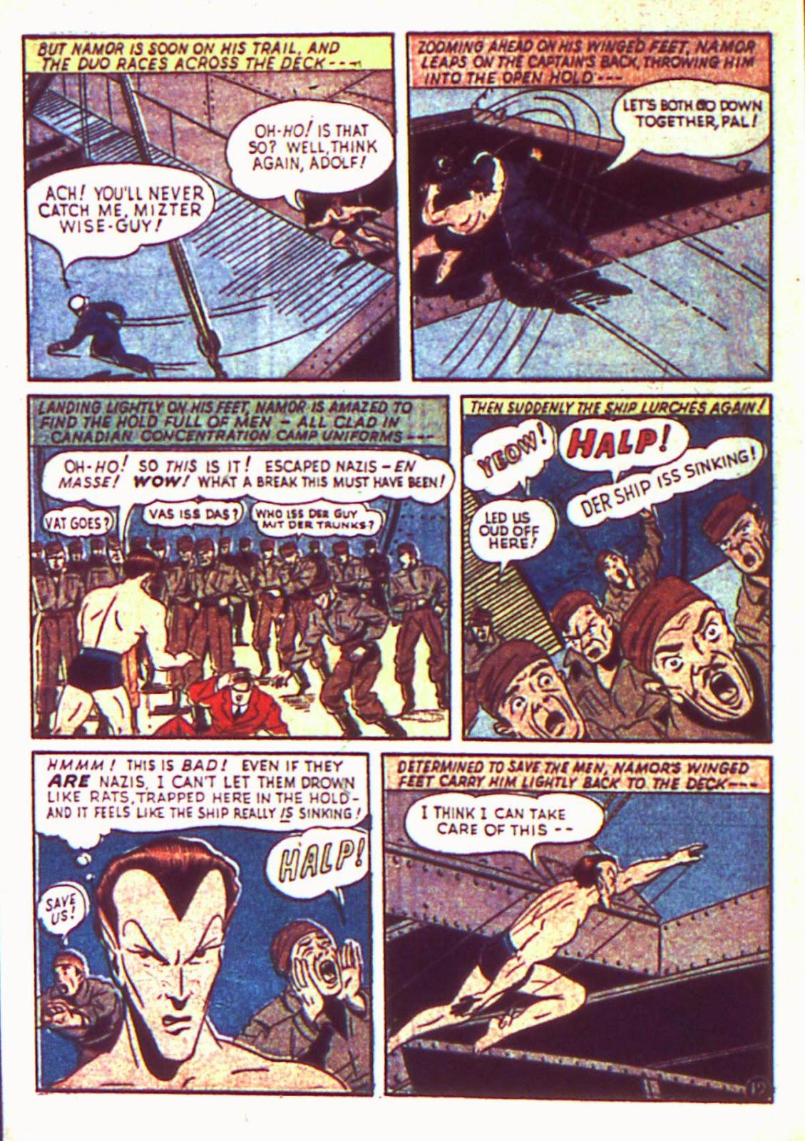Sub-Mariner Comics Issue #2 #2 - English 14