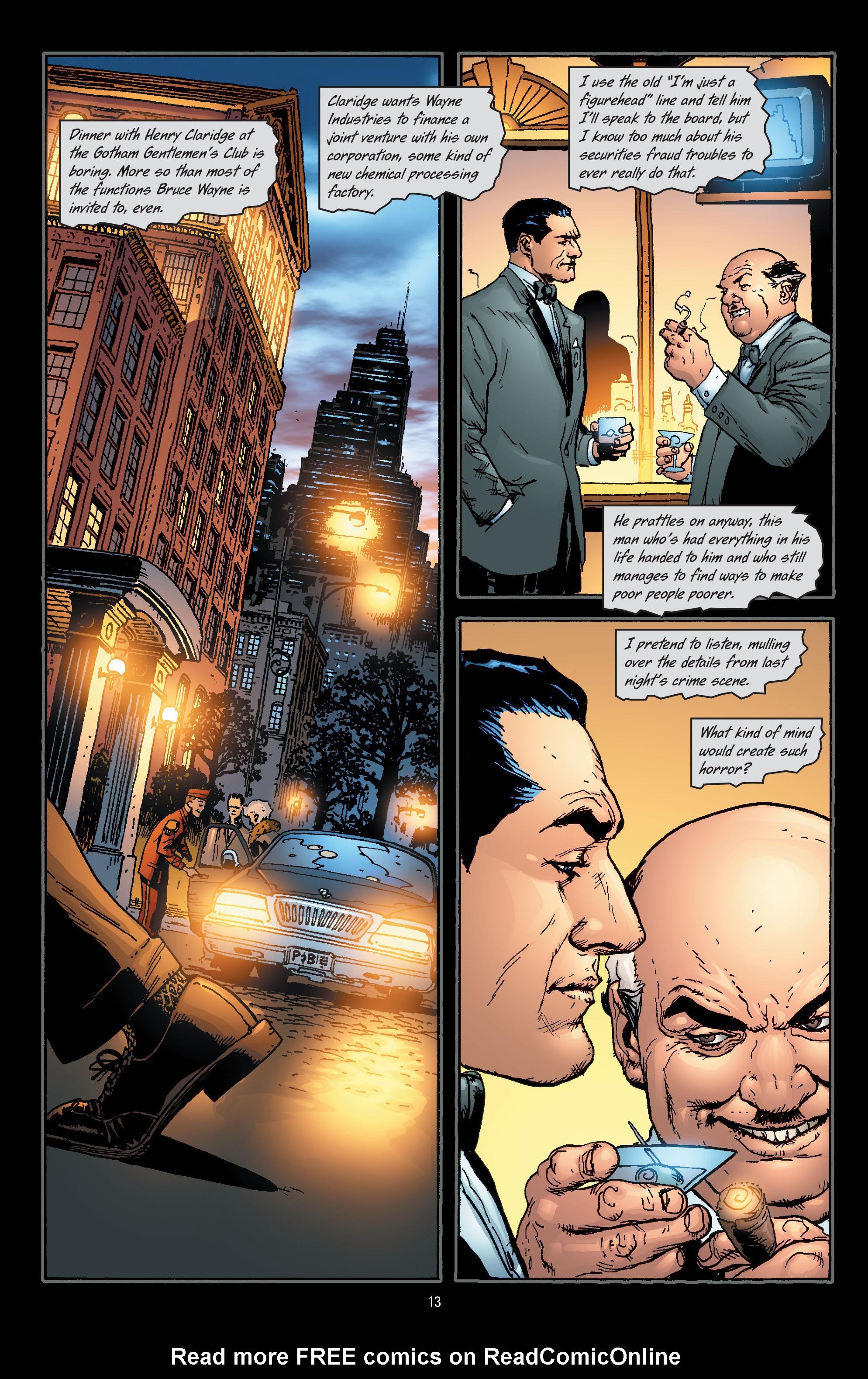 Batman: The Man Who Laughs chap 1 pic 14