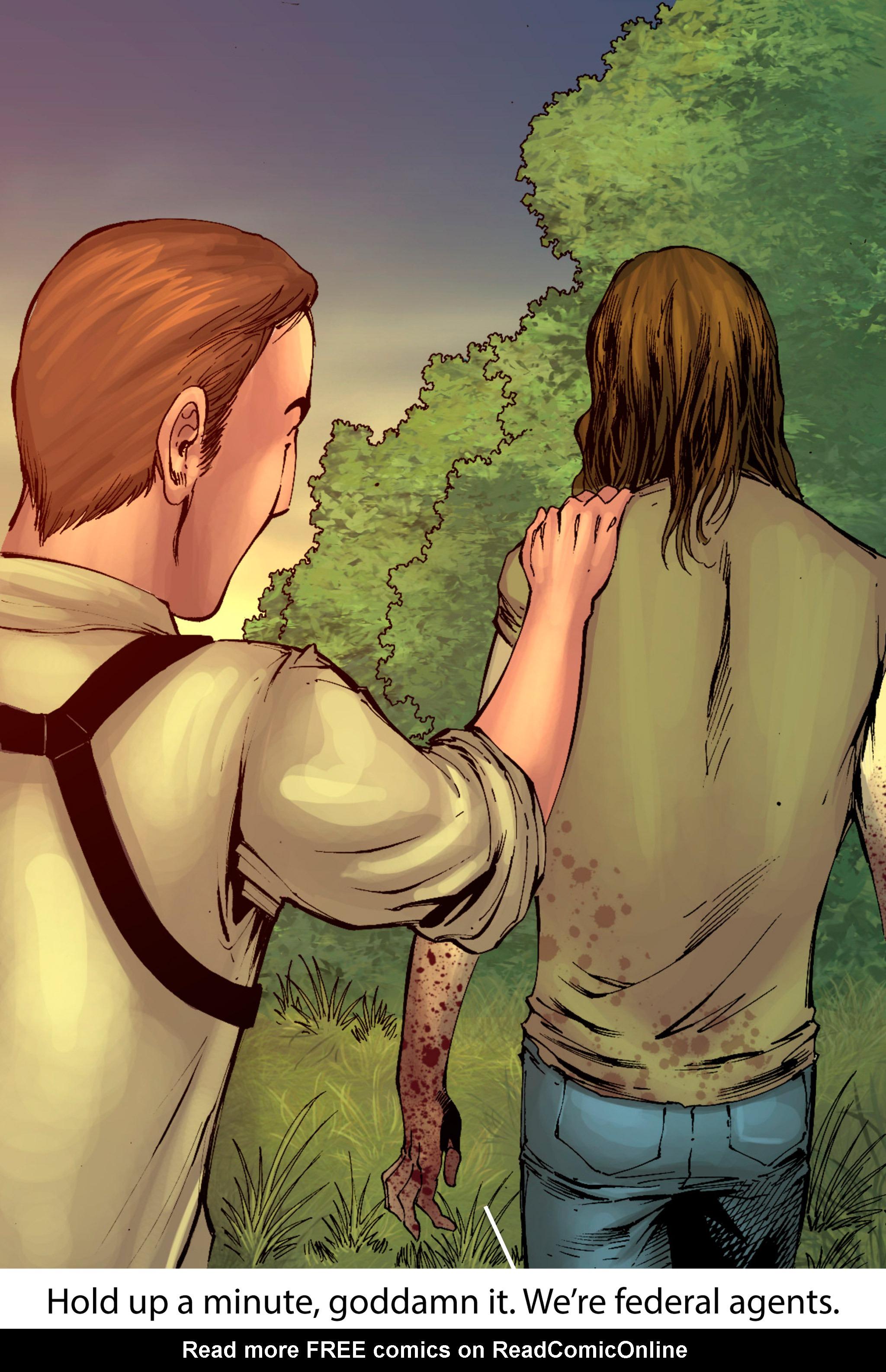 Read online Z-Men comic -  Issue #1 - 149
