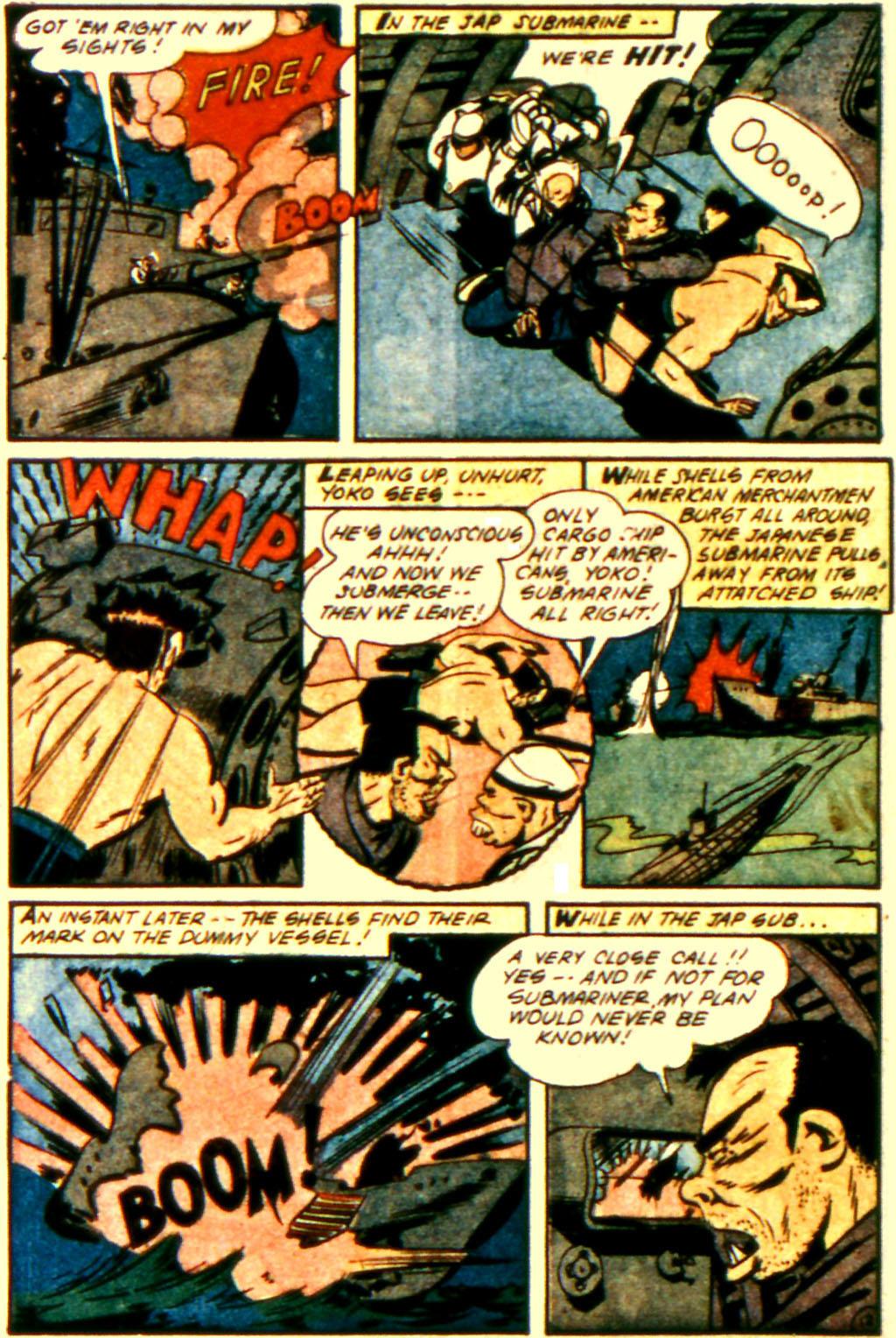 Sub-Mariner Comics Issue #11 #11 - English 14