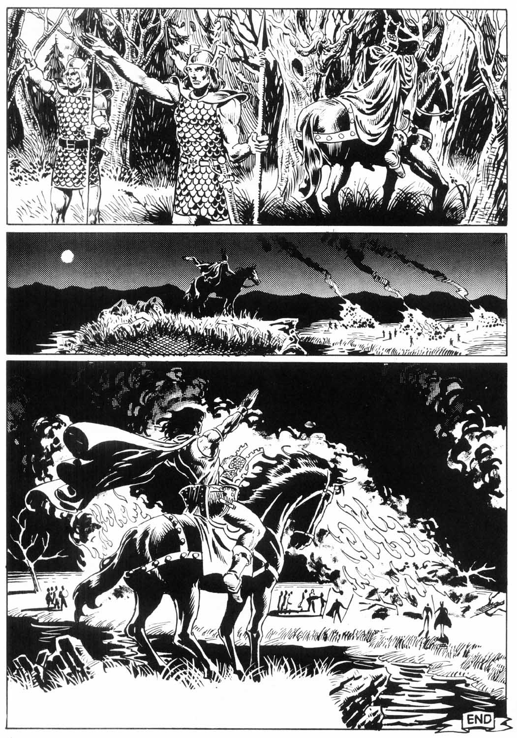 The Savage Sword Of Conan Issue #154 #155 - English 60