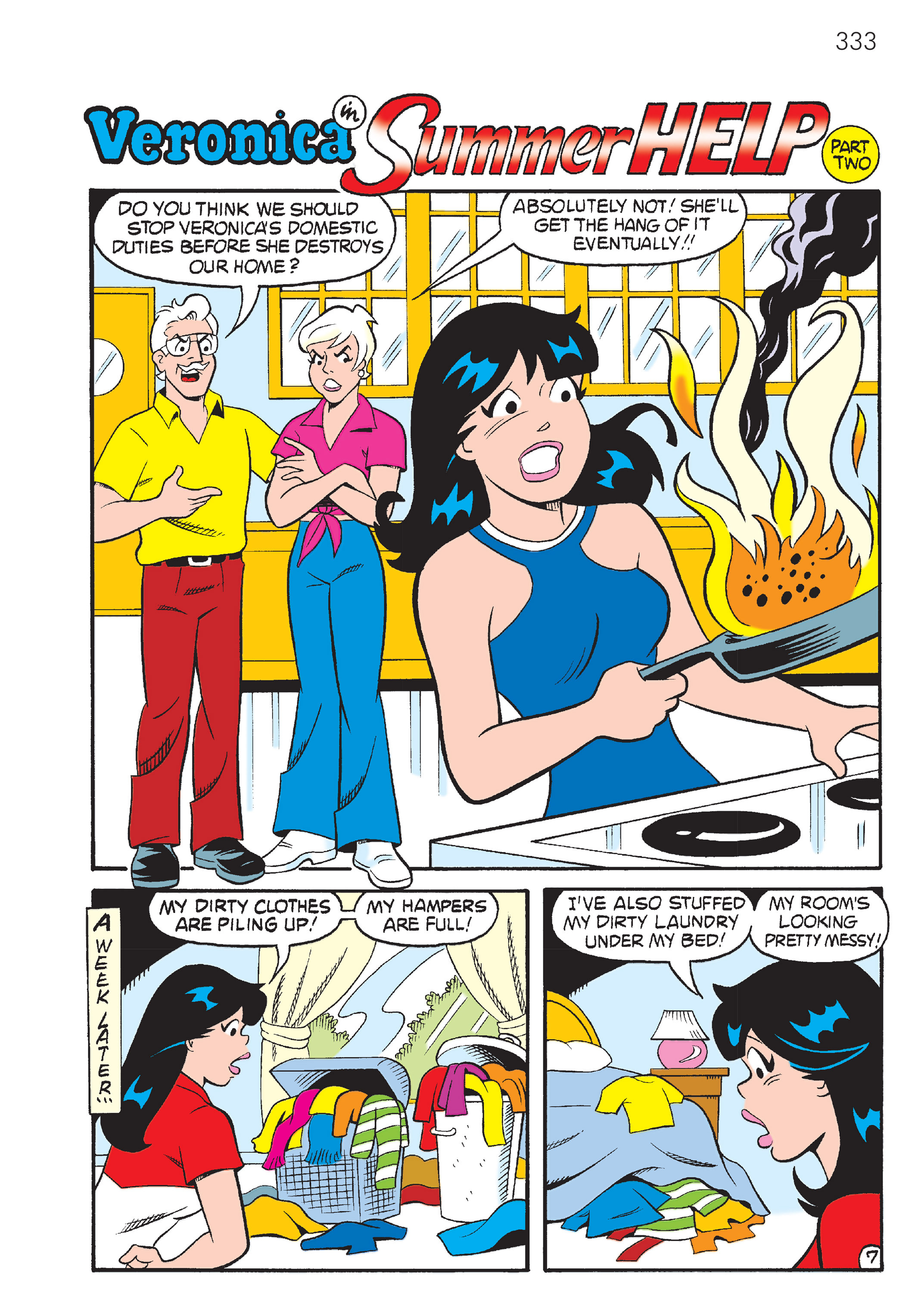 Read online The Best of Archie Comics comic -  Issue # TPB 4 (Part 2) - 123