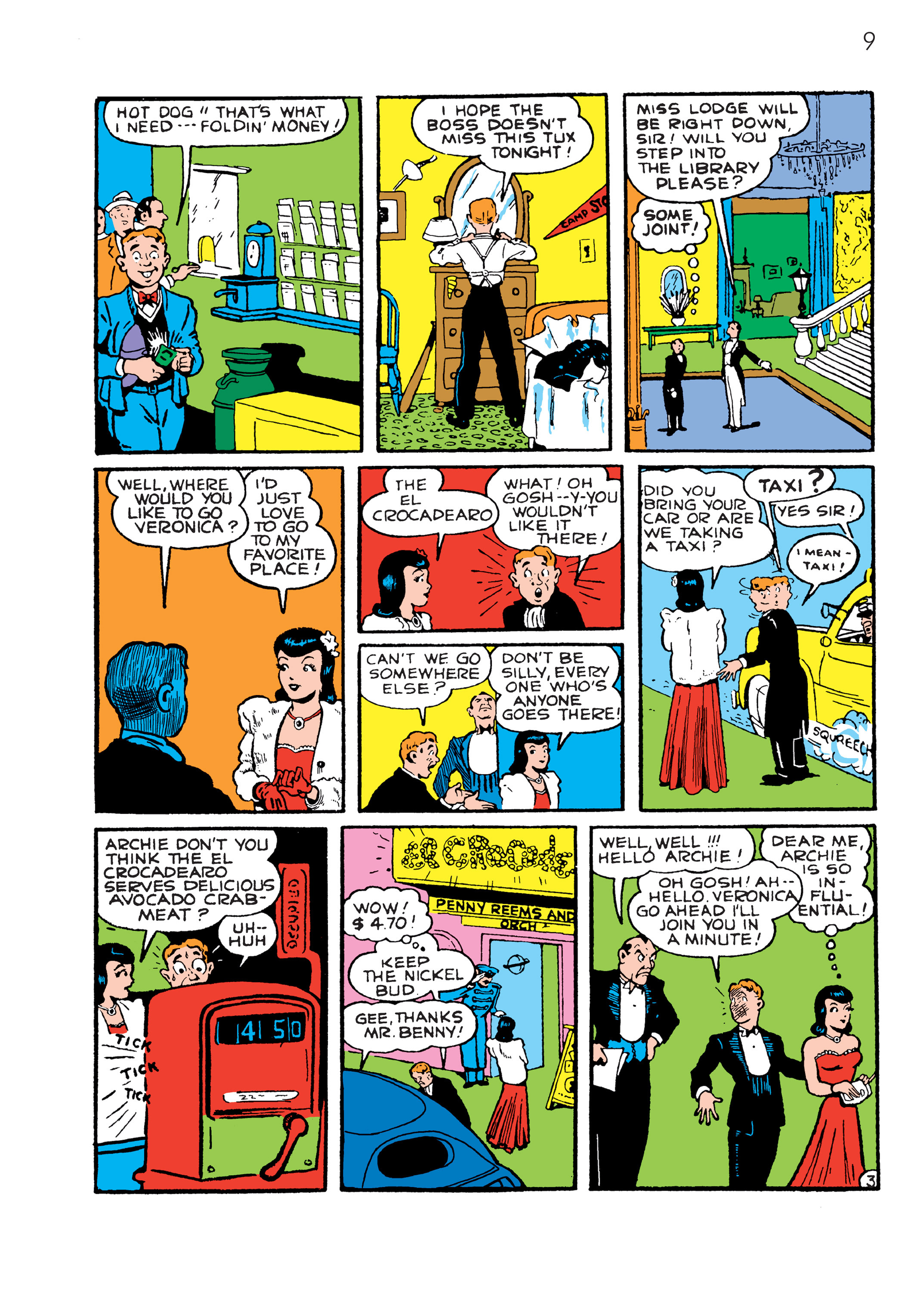 Read online The Best of Archie Comics comic -  Issue # TPB 4 (Part 1) - 10