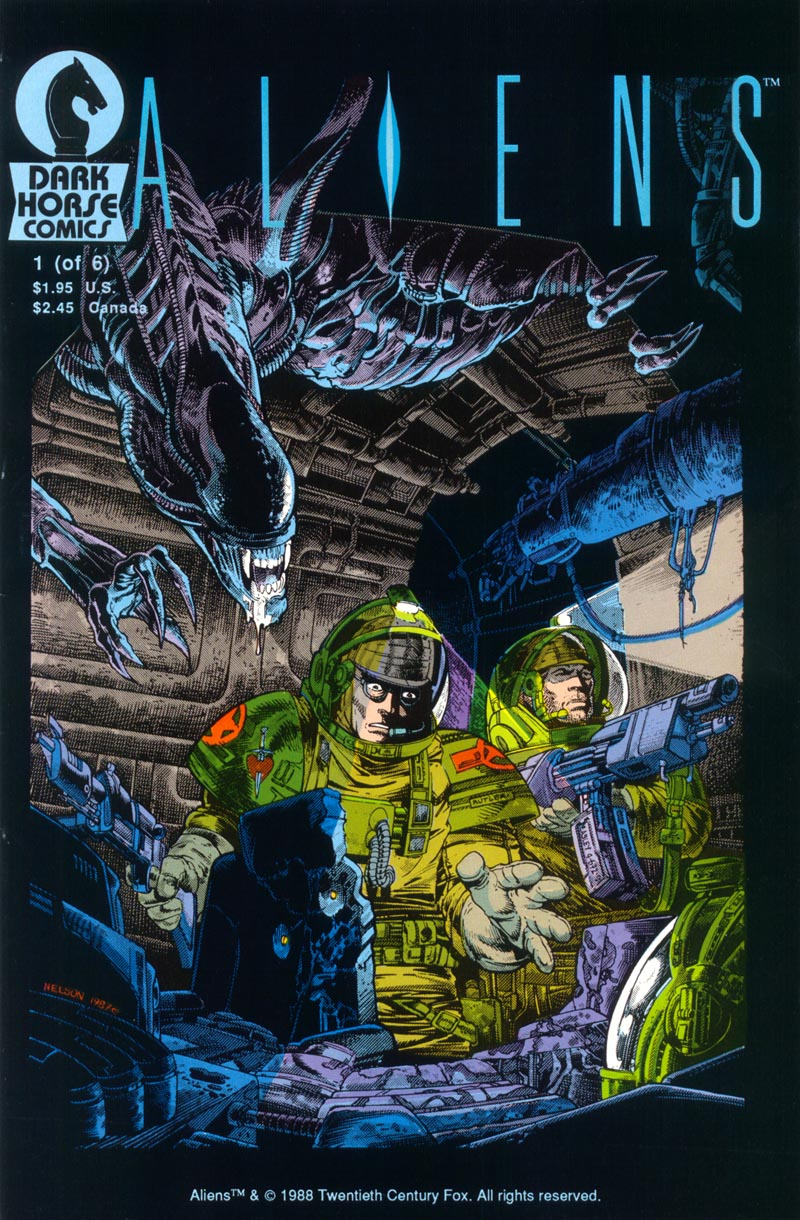 Aliens (1988) 1 Page 1