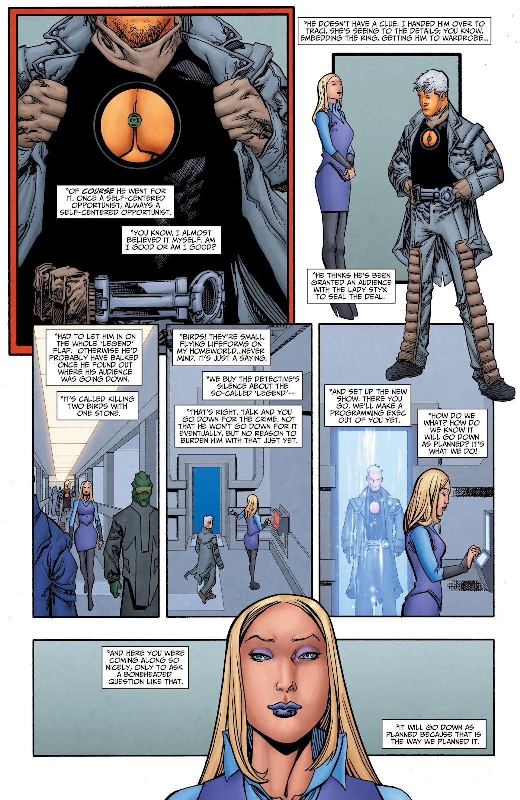 Threshold (2013) Issue #8 #8 - English 19