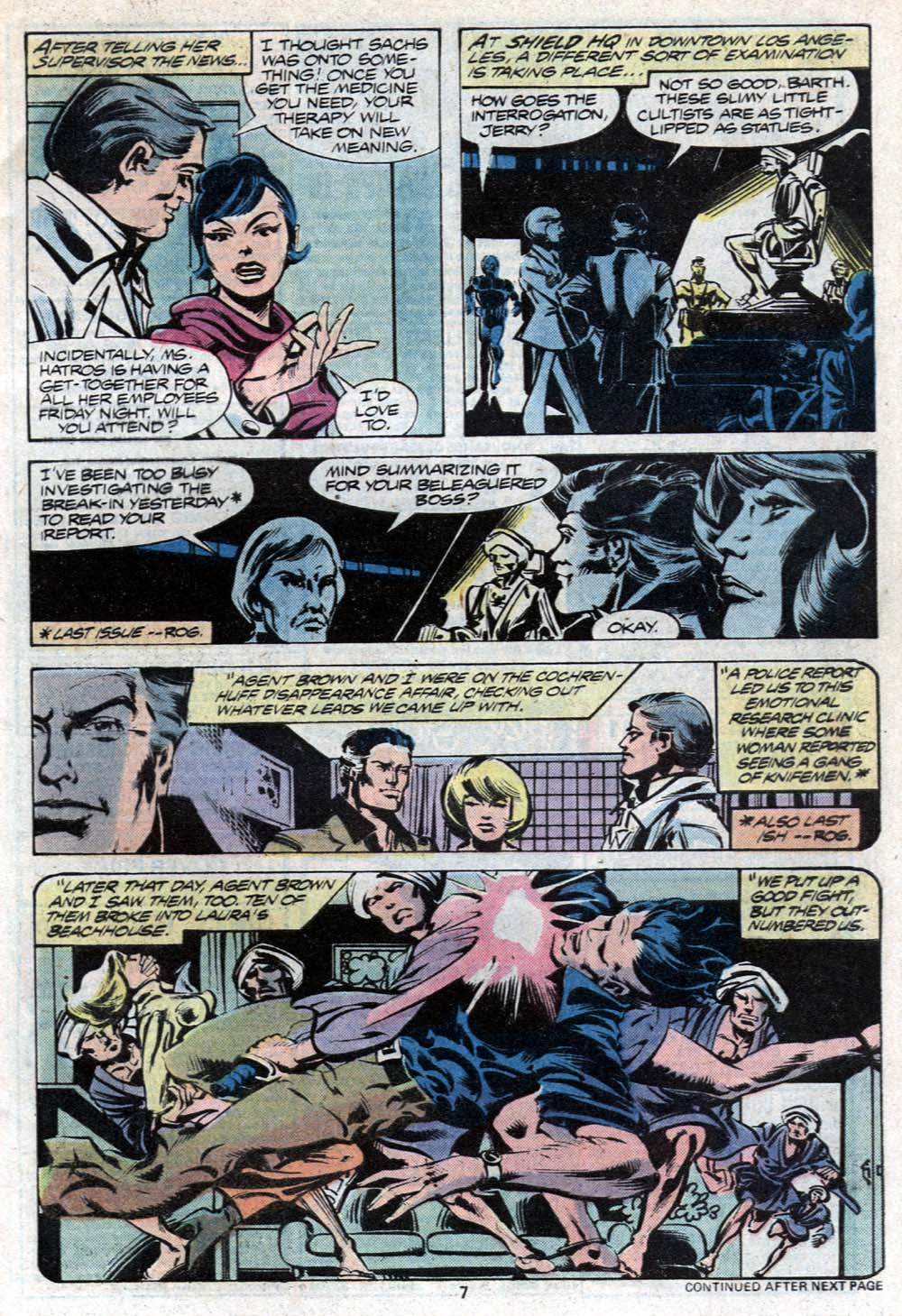 Spider-Woman (1978) Issue #16 #16 - English 6