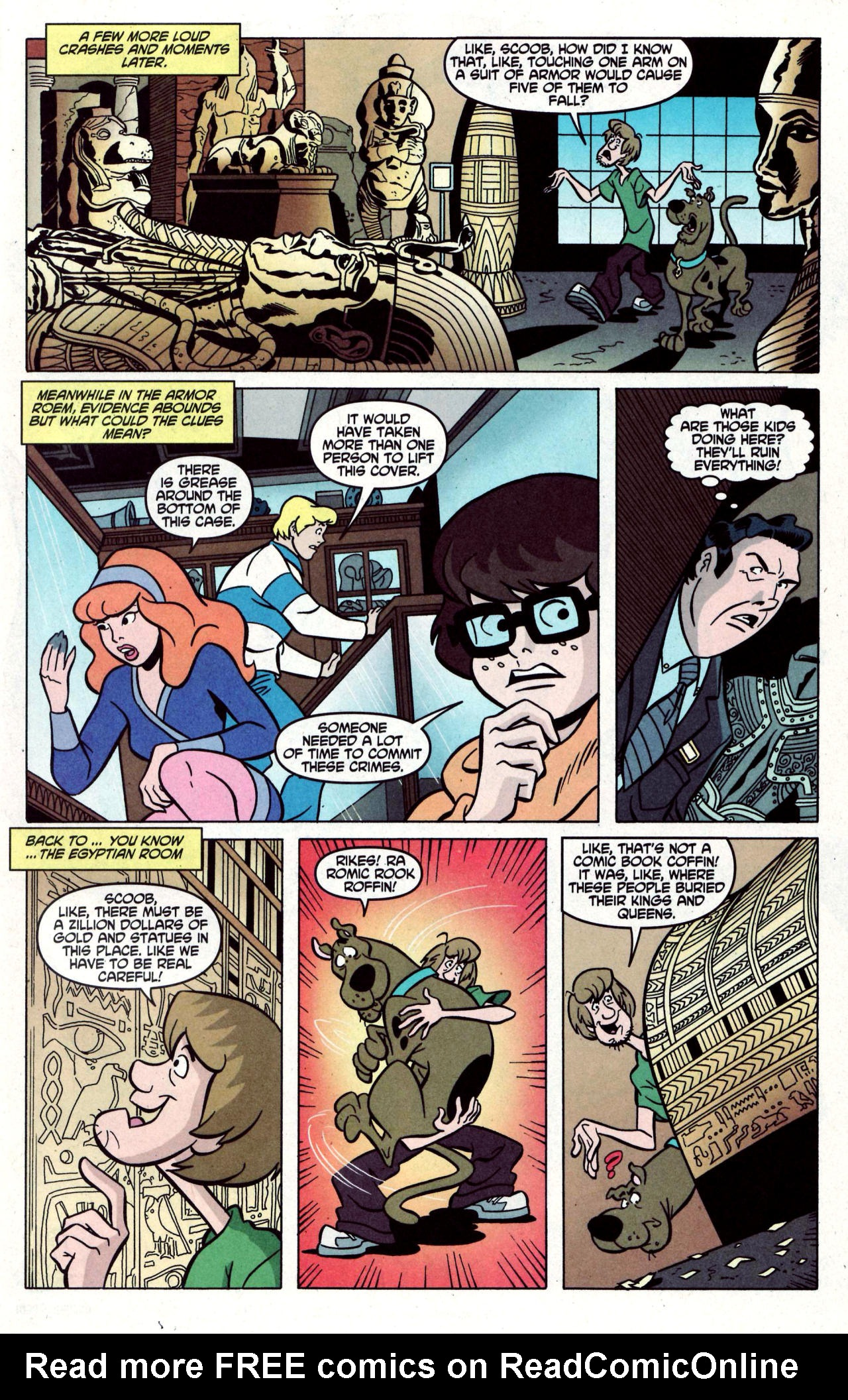 Read online Scooby-Doo (1997) comic -  Issue #122 - 23